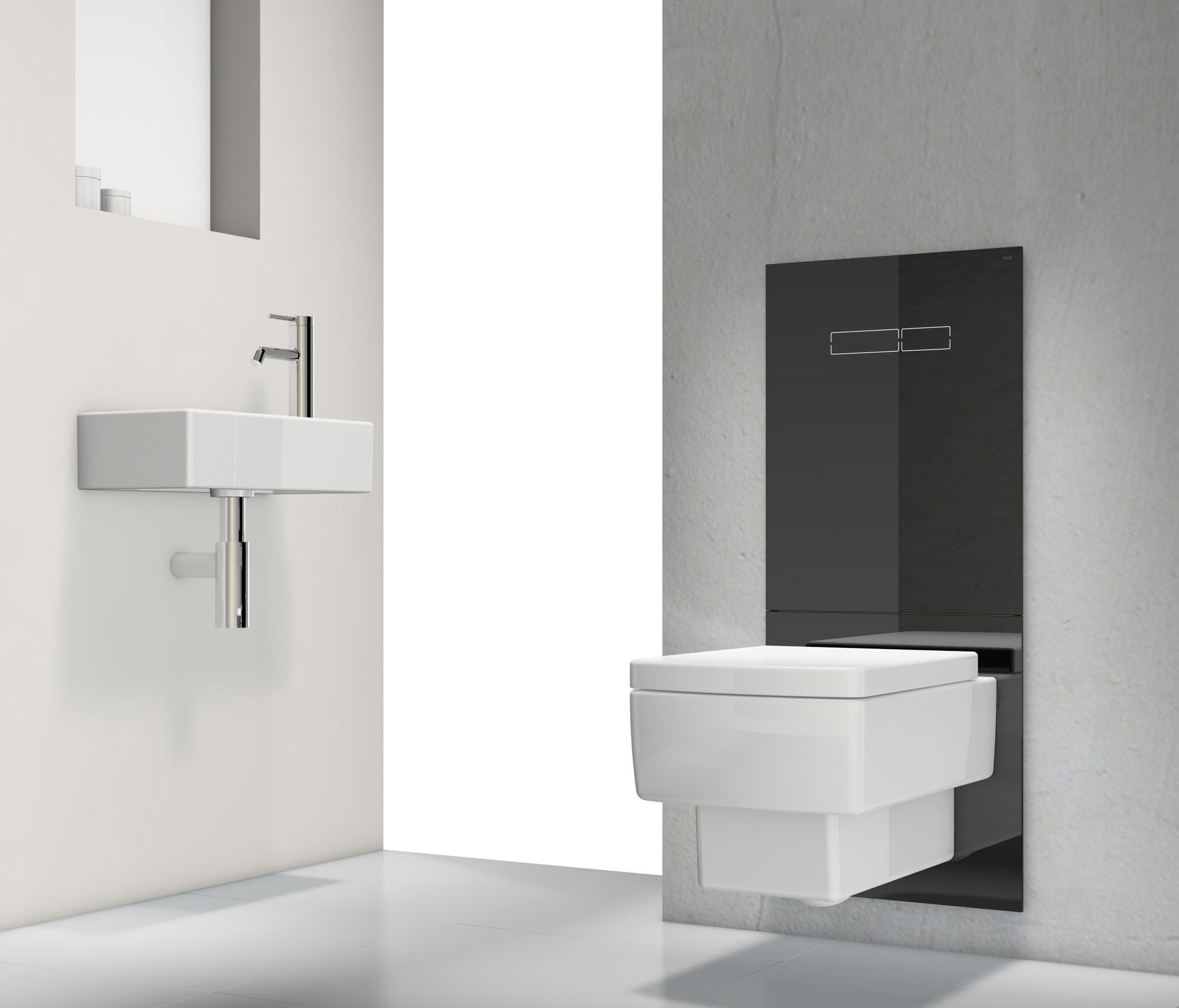 TECELUX WC-TERMINAL - WC from TECE | Architonic