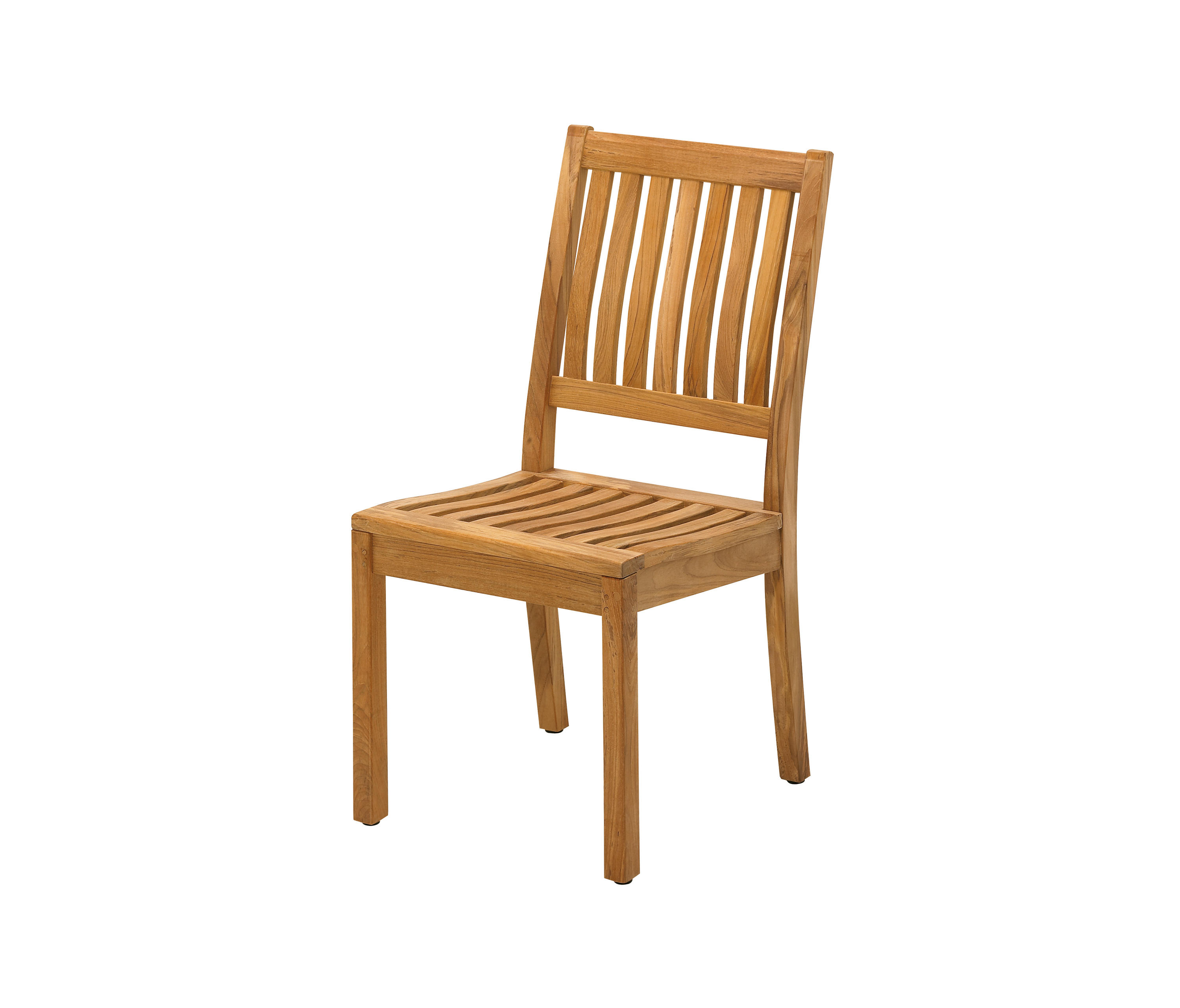Kingston dining chair garden chairs from gloster for Furniture kingston