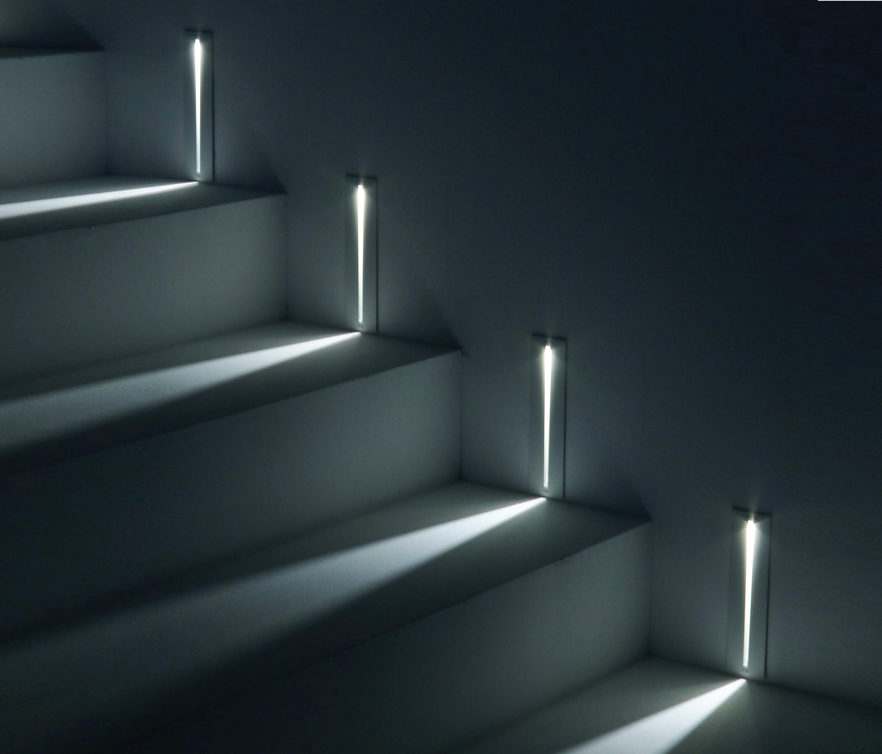 Step recessed wall lights from simes architonic step by simes recessed wall lights aloadofball Images