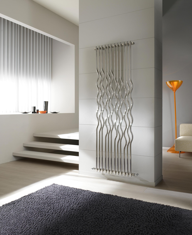 Rio inox lucido radiators cordivari architonic for Termosifoni da arredo