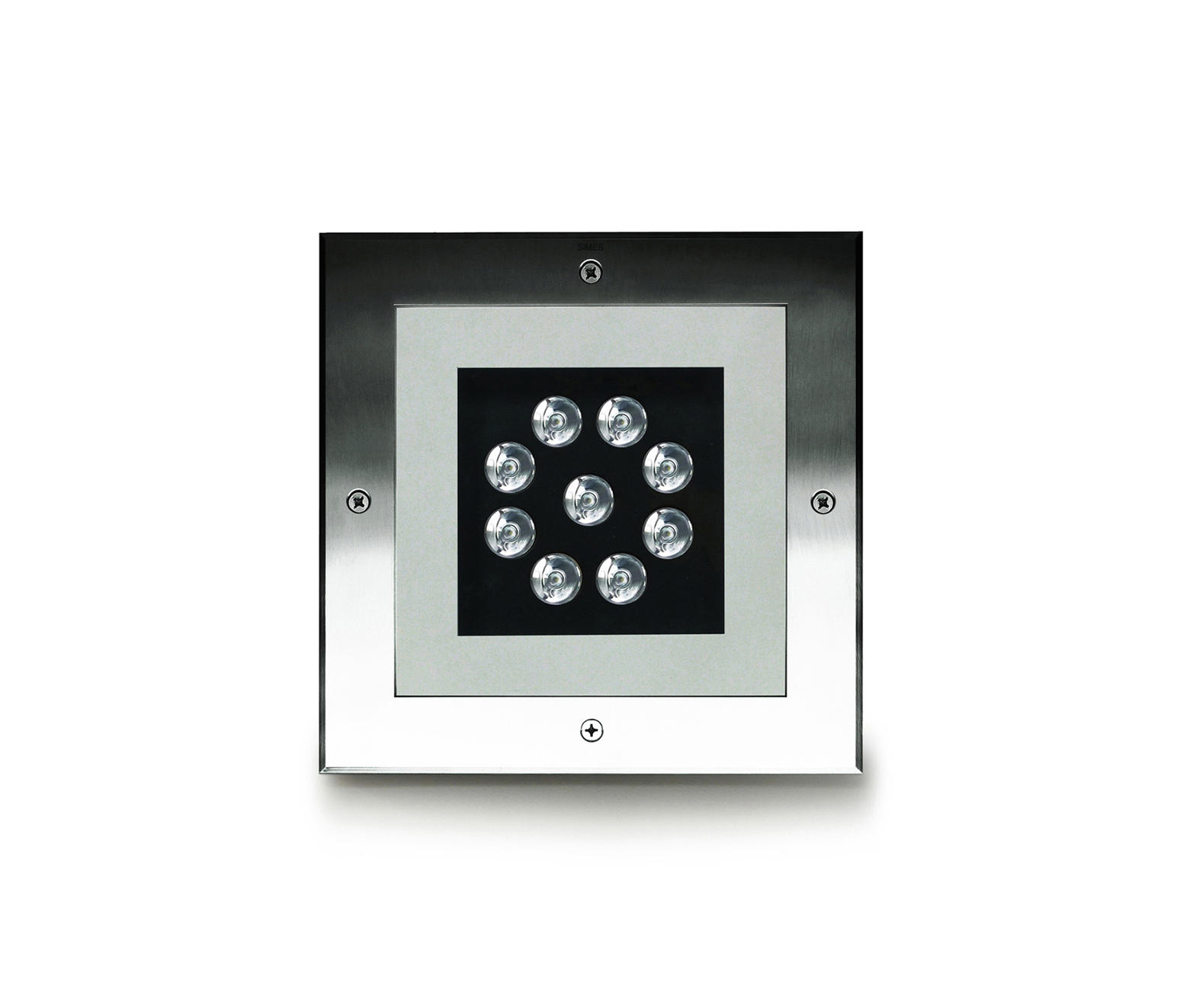 COMPACT SQUARE 275 LED - Outdoor recessed floor lights ...