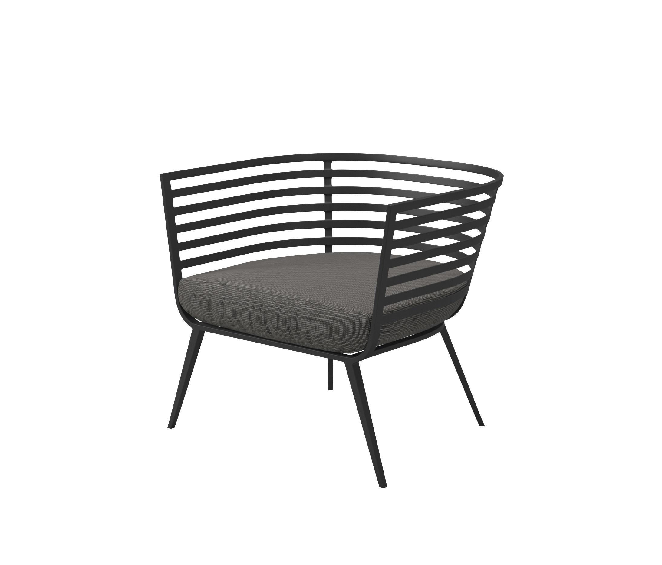 Vista Lounge Chair By Gloster Furniture Gmbh Garden Armchairs Make Request Price Catalogue Dealer List