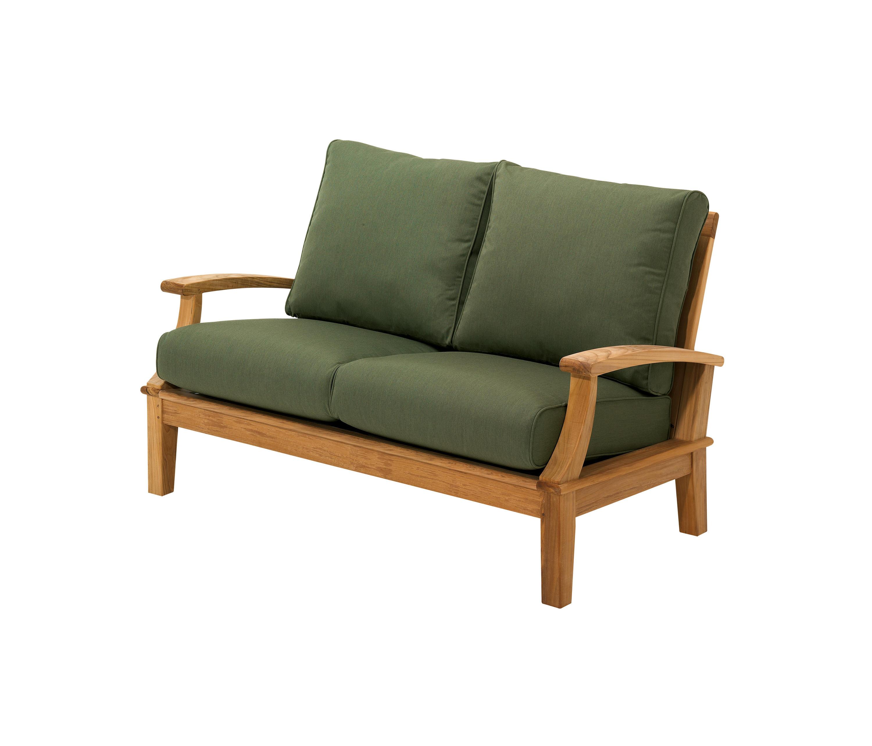 Ventura Deep Seating 2 Seater Sofa By Gloster Furniture GmbH | Garden Sofas