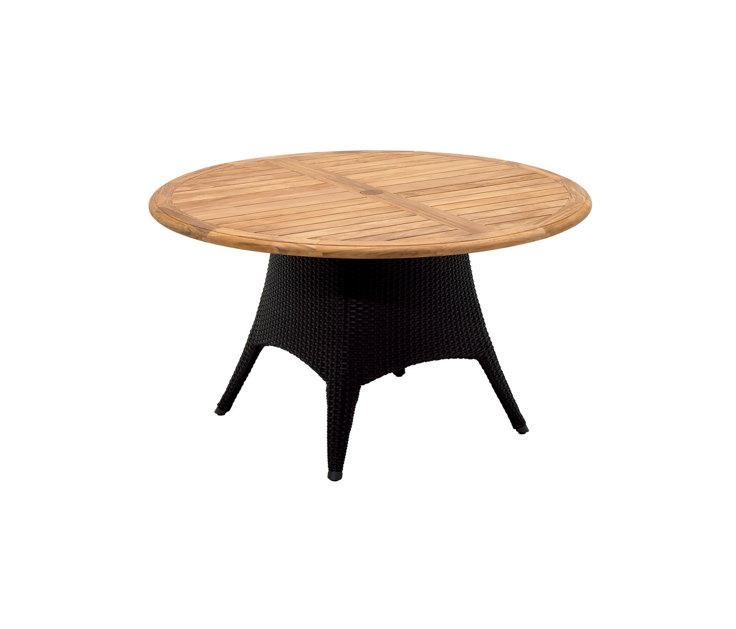 Plantation Round 5 Seater Table Dining Tables From