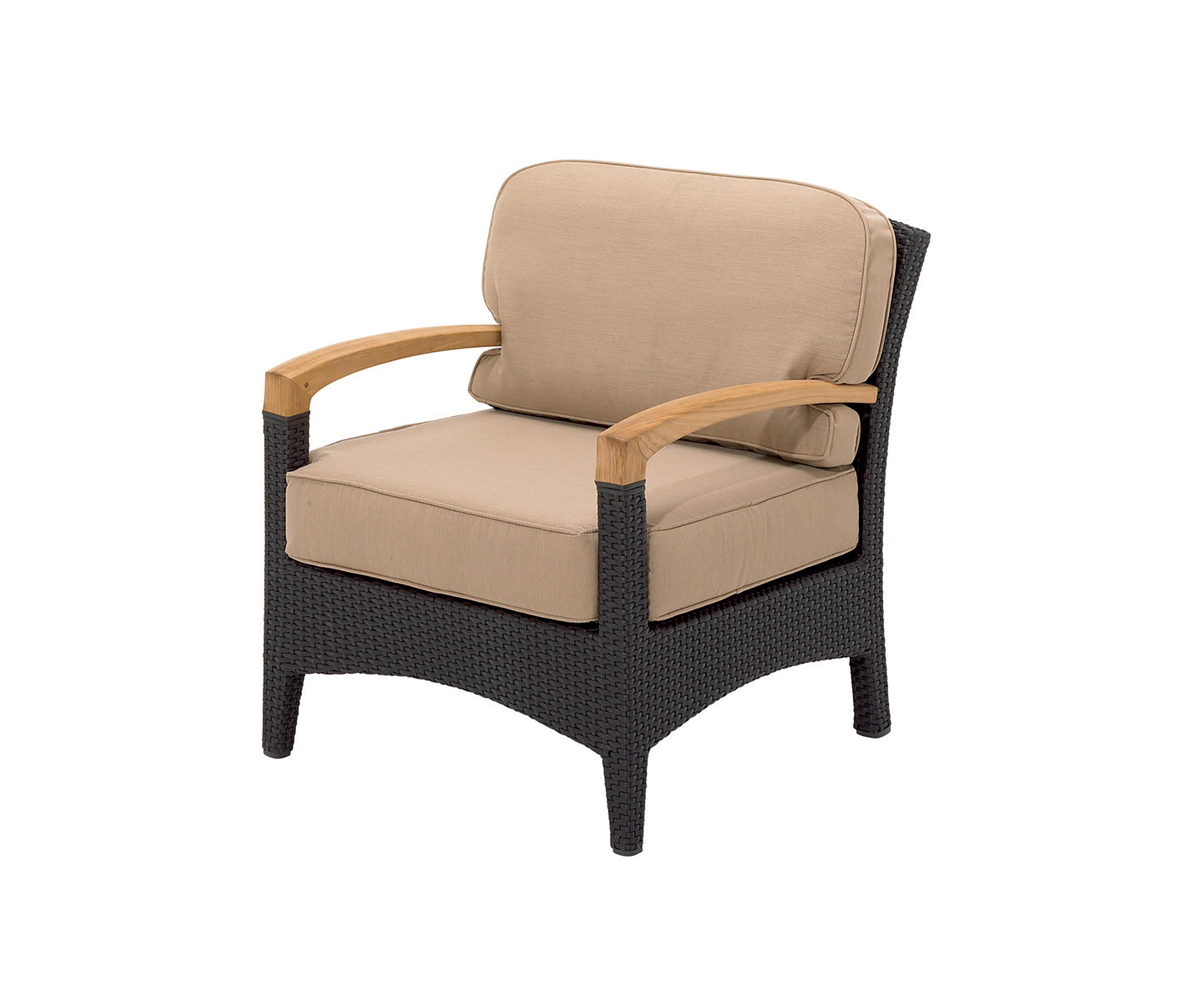 PLANTATION DEEP SEATING ARMCHAIR Garden armchairs from