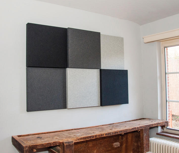 Buzziblox wall panels from buzzispace architonic for Space fabric panel