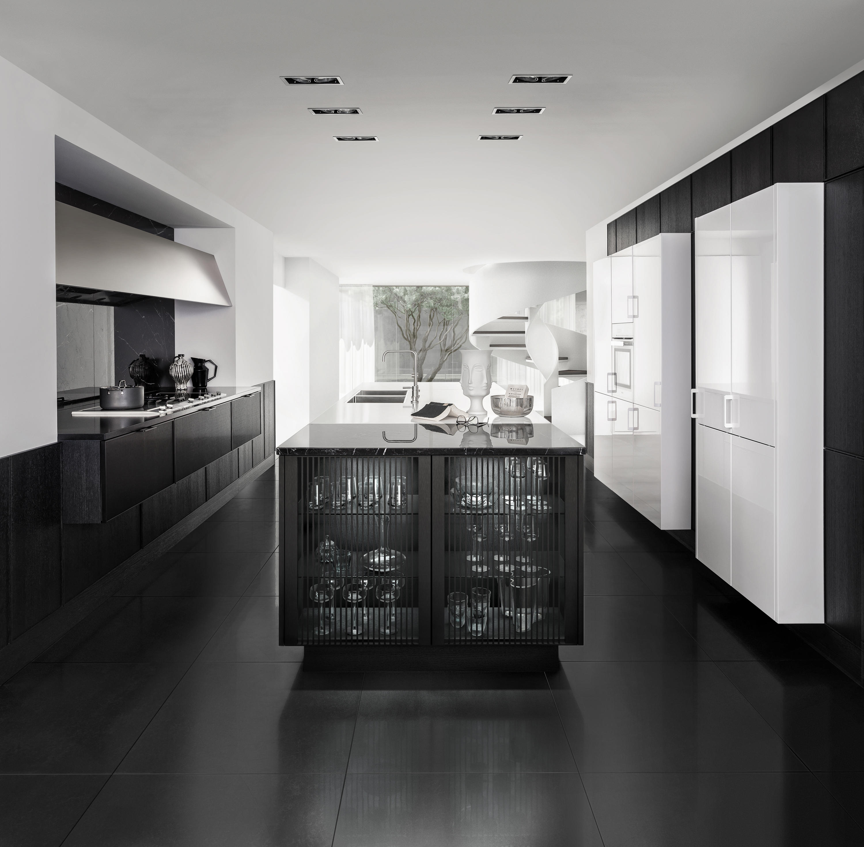 siematic se 3003 r einbauk chen von siematic architonic. Black Bedroom Furniture Sets. Home Design Ideas