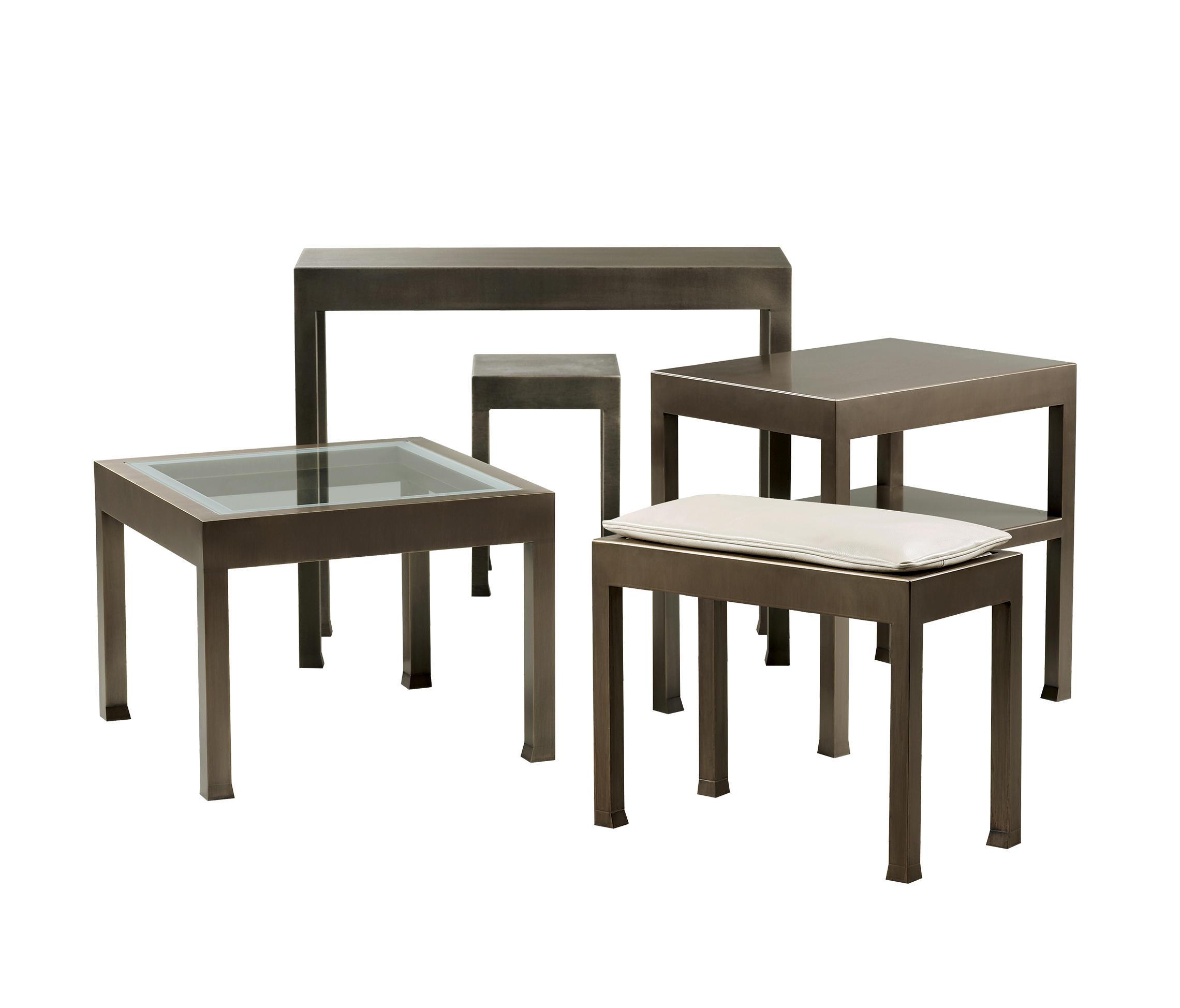 Gong tavolino tavolini alti promemoria architonic - Promemoria mobili ...