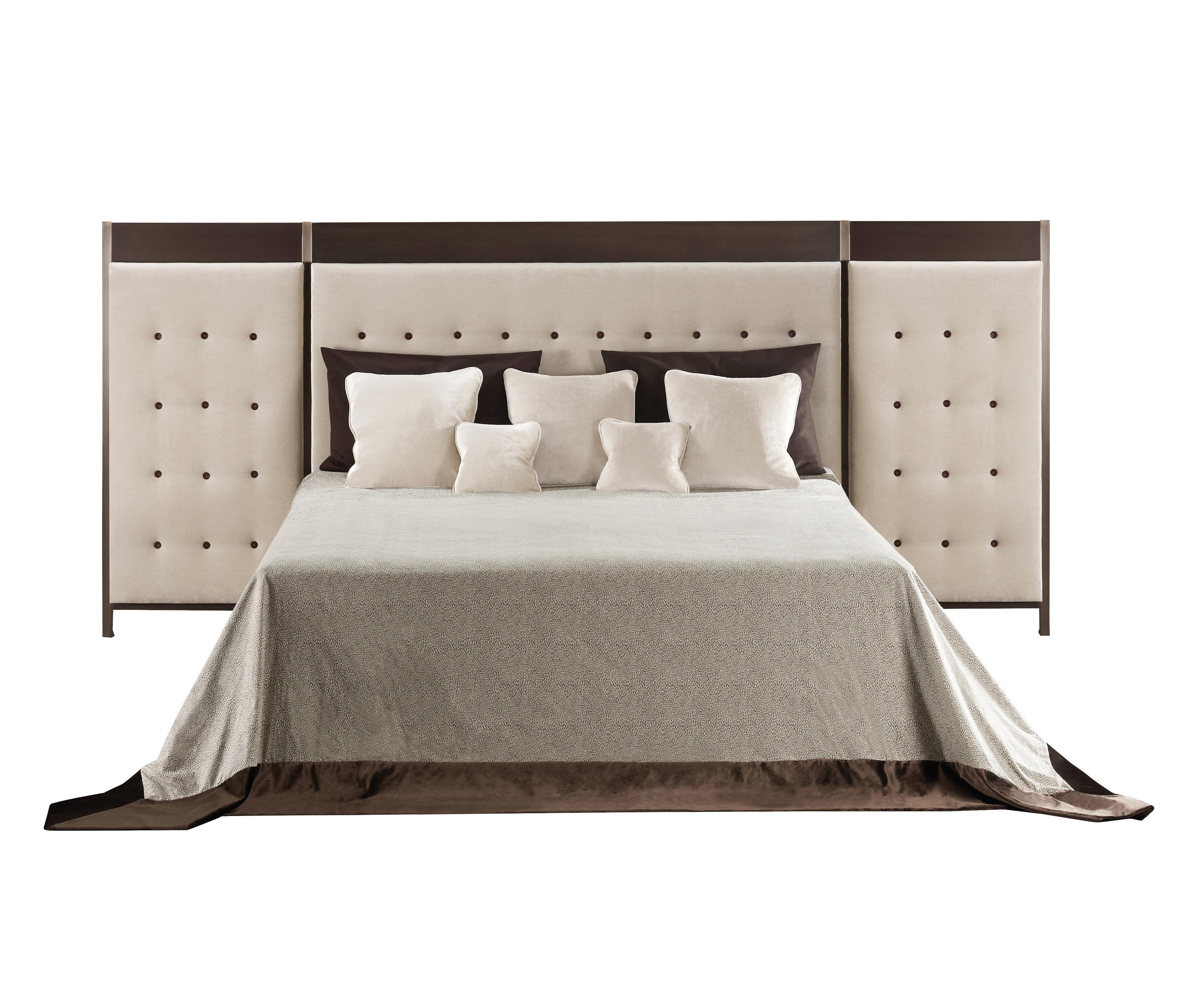 Gong Headboard Bed Headboards From Promemoria Architonic