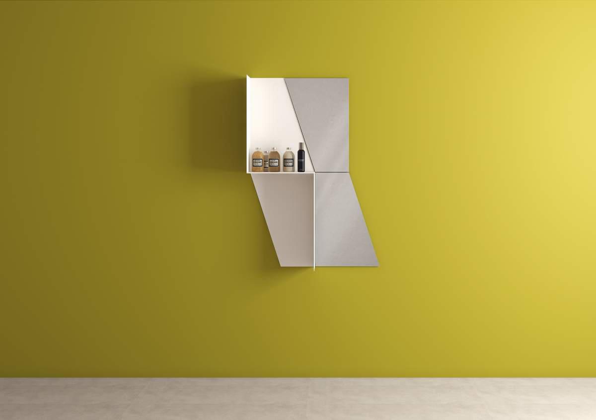 Slide mirror specchi lago architonic for Cap villa del conte