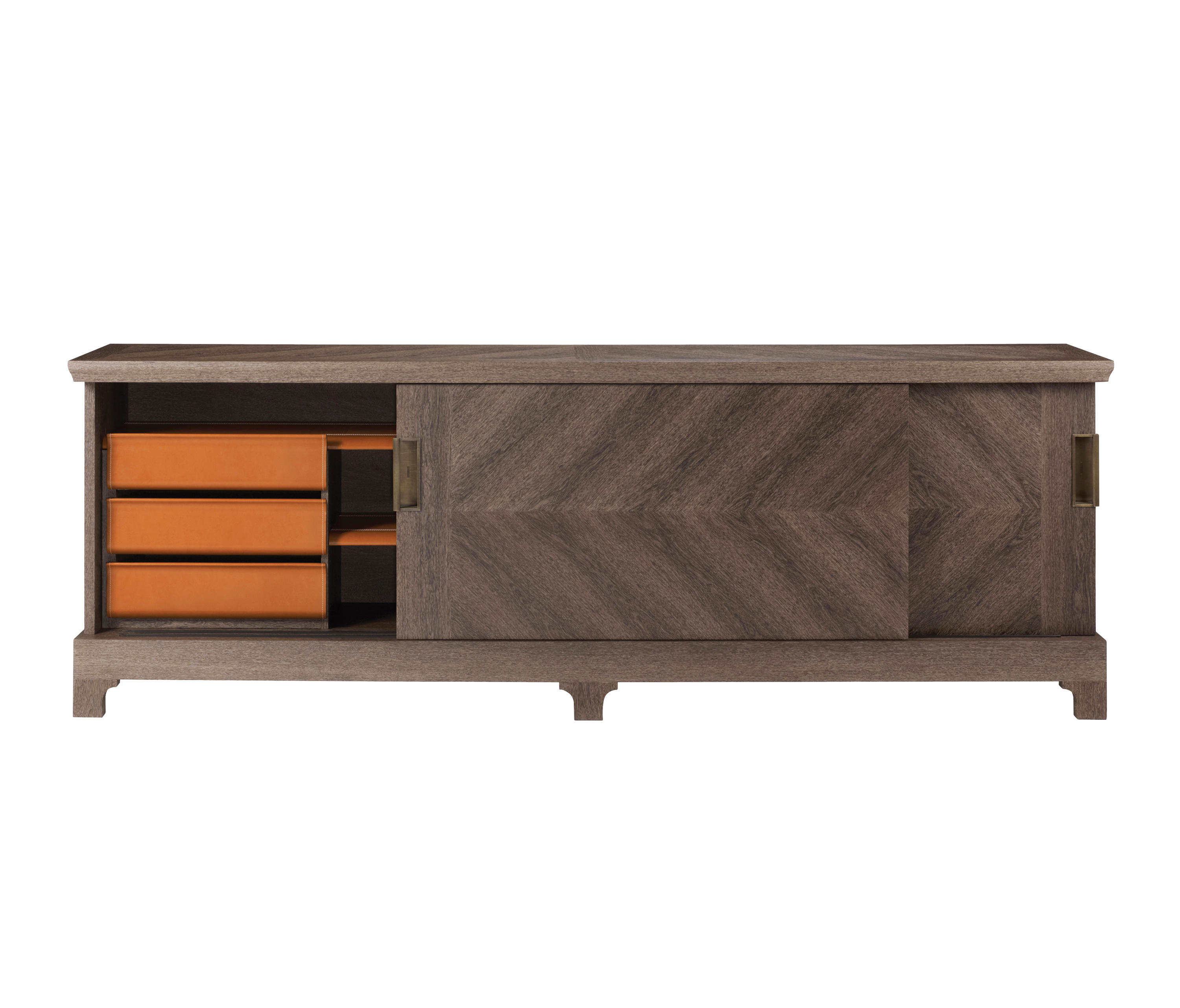 ... Oolong Low Cabinet By Promemoria | Sideboards ...