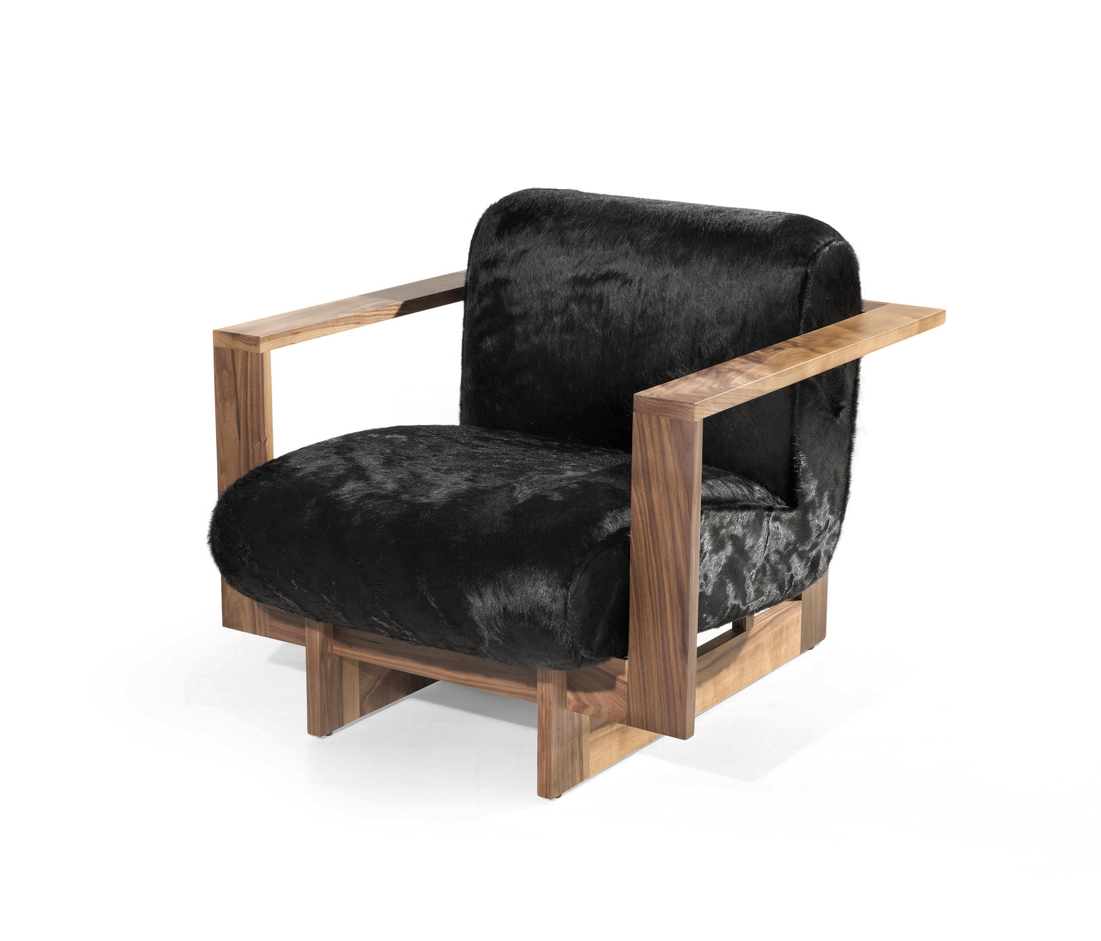 Cubist Lounge Chair by Vladimir Kagan | Armchairs  sc 1 st  Architonic & CUBIST LOUNGE CHAIR - Armchairs from Vladimir Kagan | Architonic