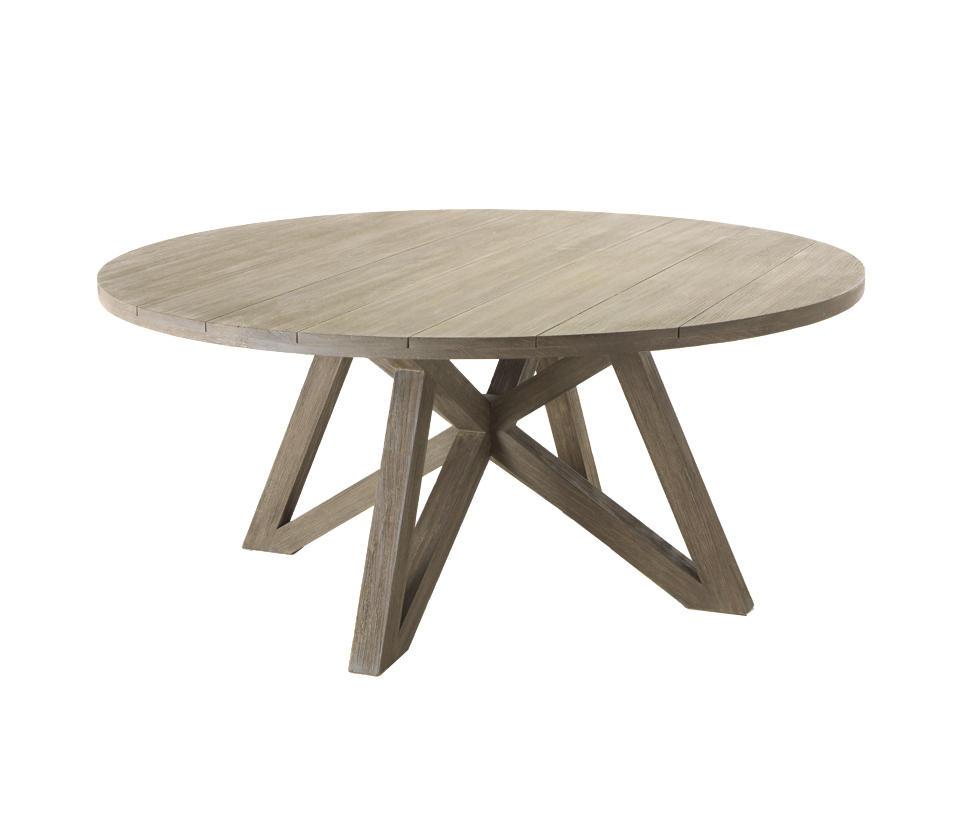 Croisette table dining tables from unopi architonic for Table exterieur unopiu