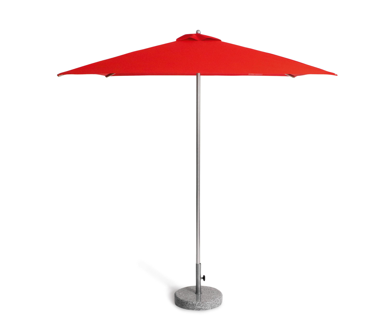 Weishäupl Sonnenschirm.Klick Umbrella Square Parasols From Weishäupl Architonic