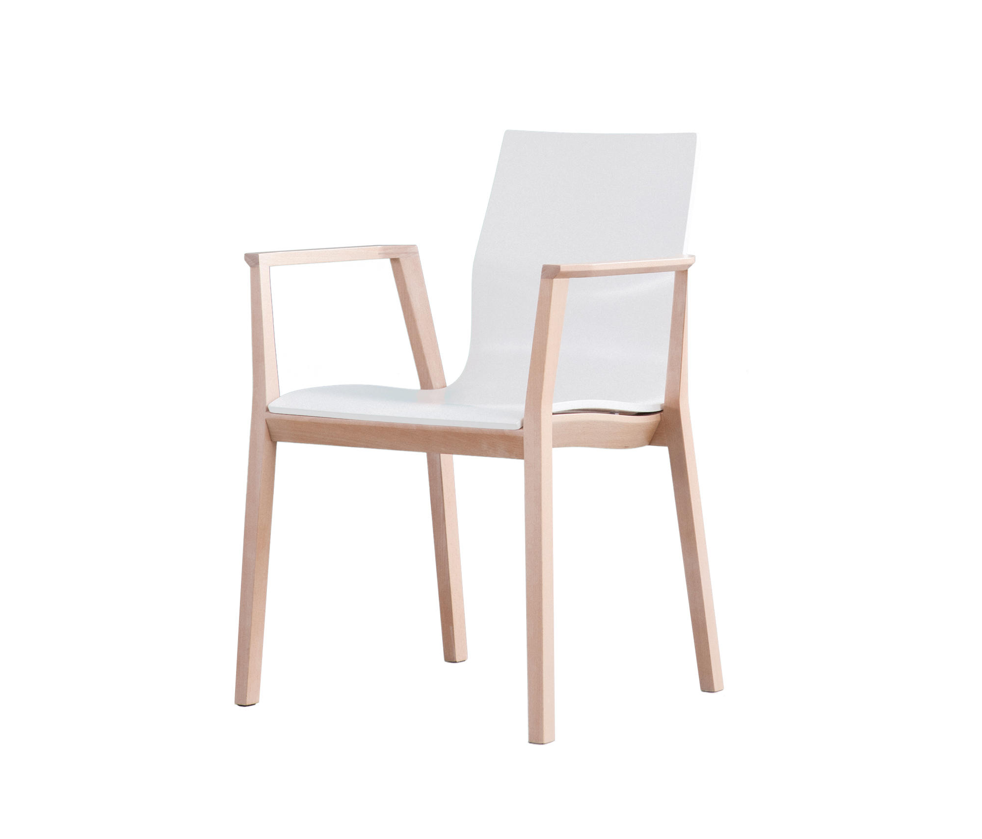 TONICA WOOD CHAIR Visitors chairs Side chairs from Magnus
