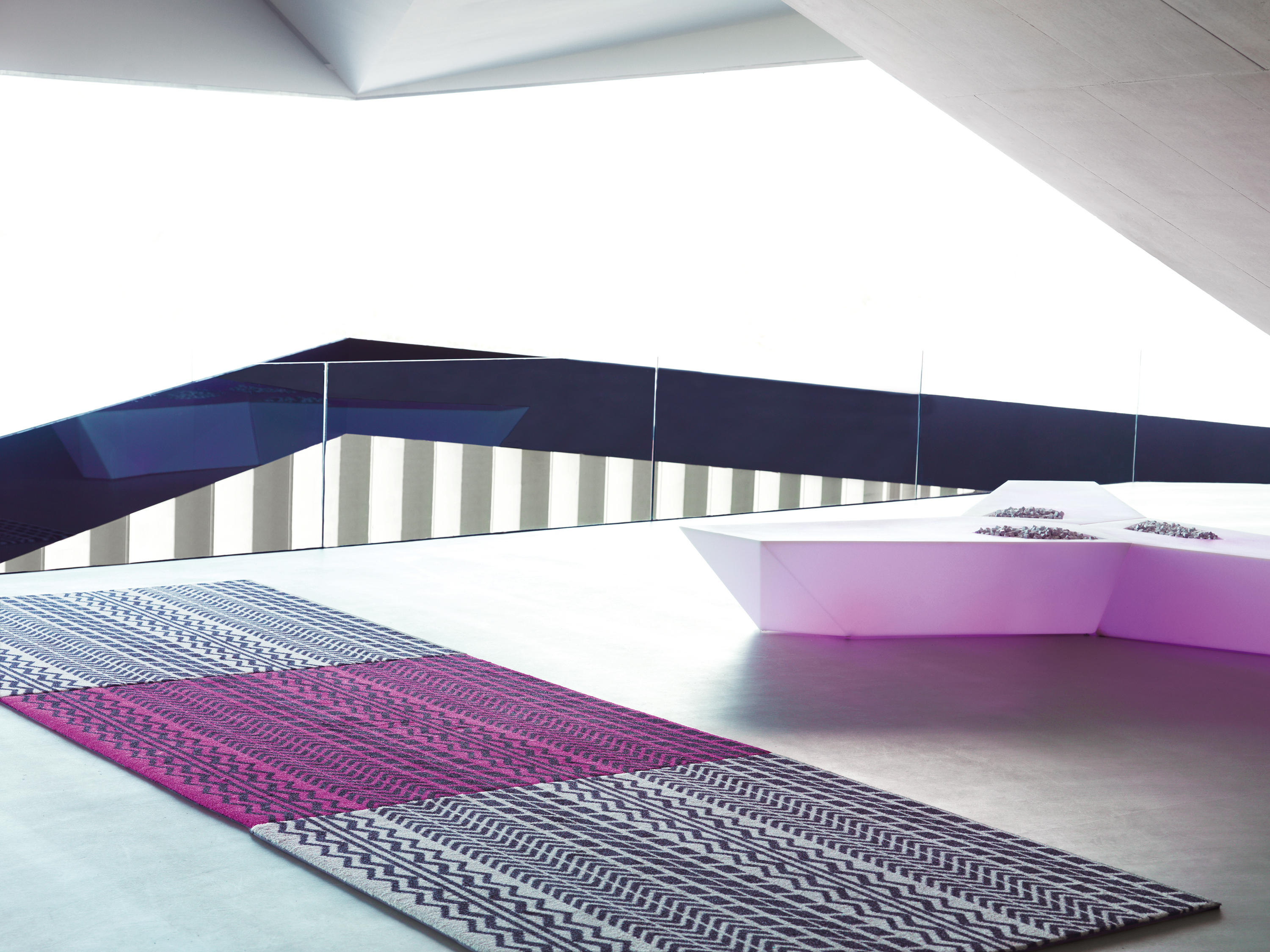 piano piano rug - outdoor rugs from vondom | architonic