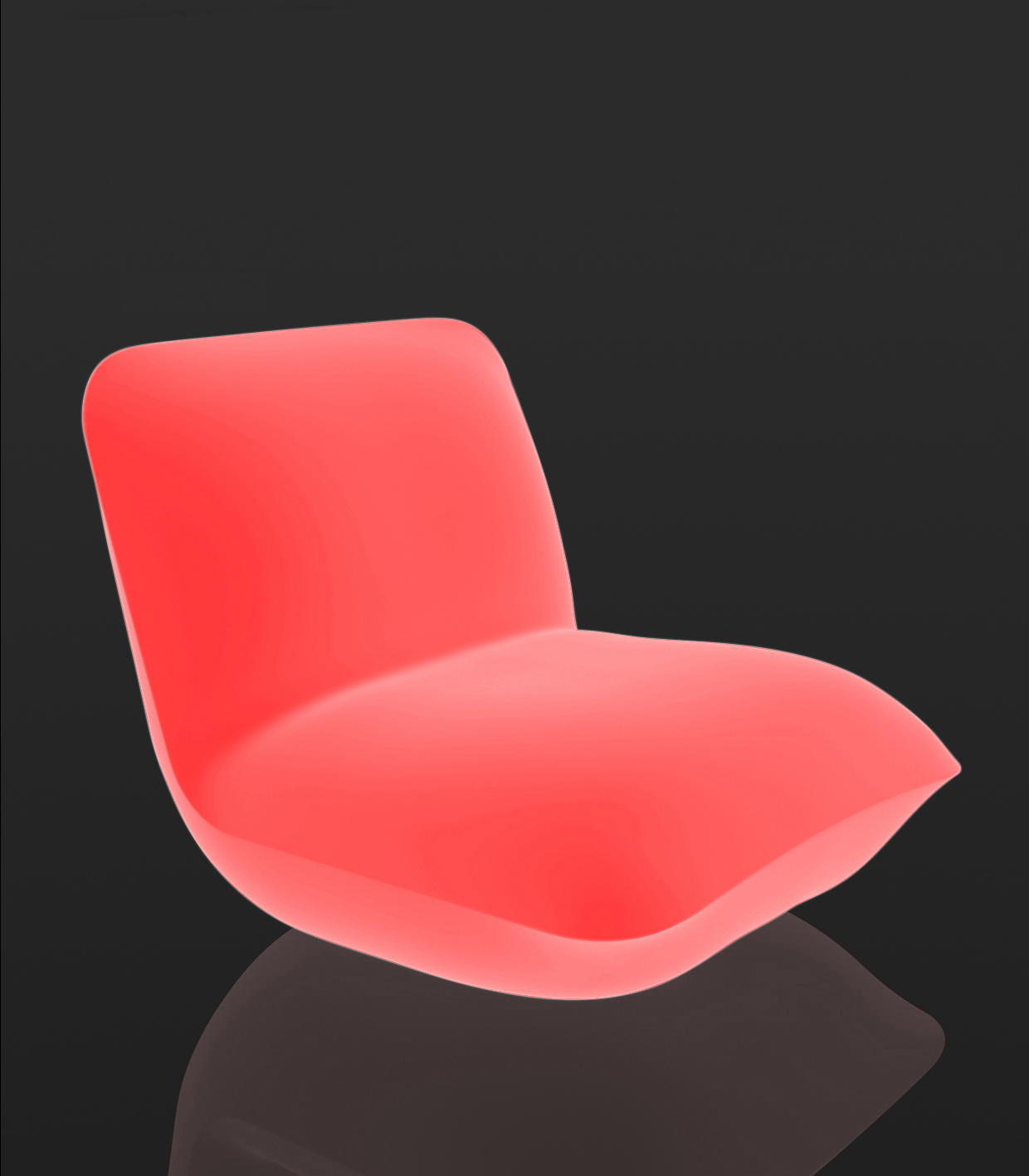 ... Pillow lounge chair by Vondom | Armchairs : pillow for chair - Cheerinfomania.Com