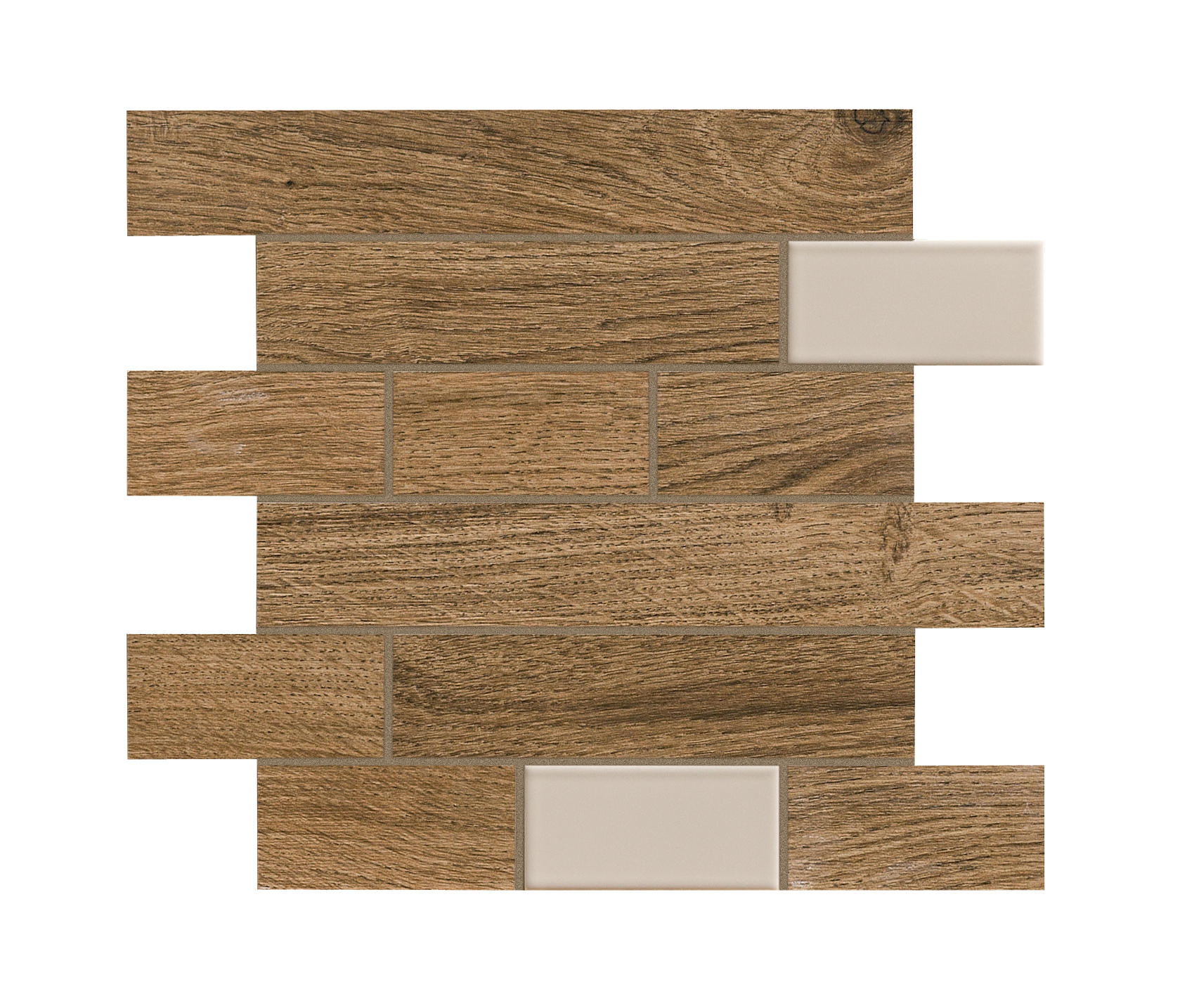 bio timber oak patinato scuro mosaico wall bodenfliesen von lea ceramiche architonic. Black Bedroom Furniture Sets. Home Design Ideas