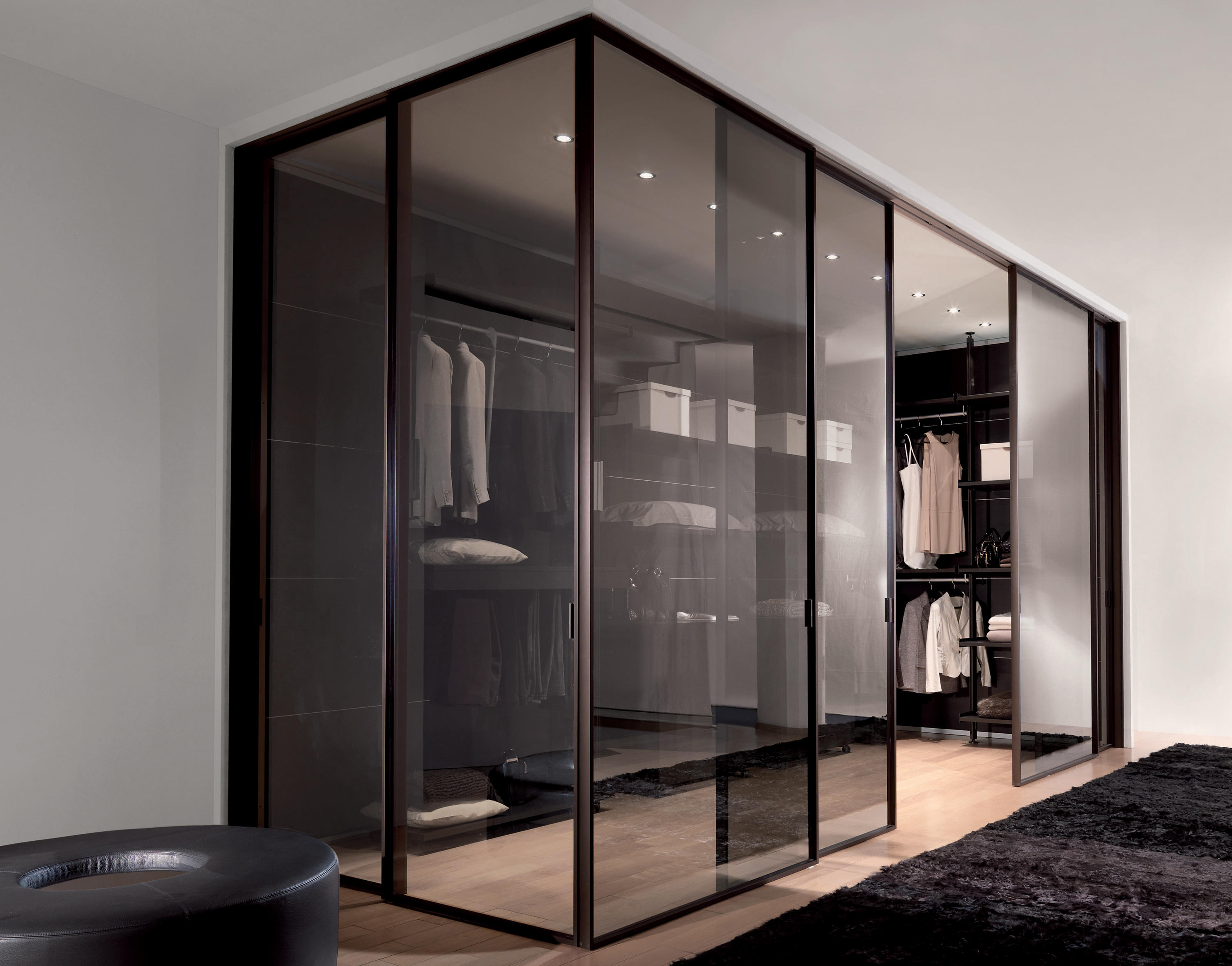 Vertical Walk In Wardrobes From Longhi S P A Architonic