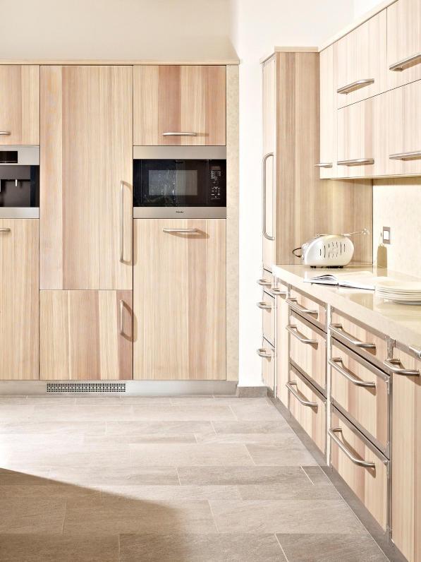 Linear cucine a parete zaninelli architonic - Cucine a parete ...