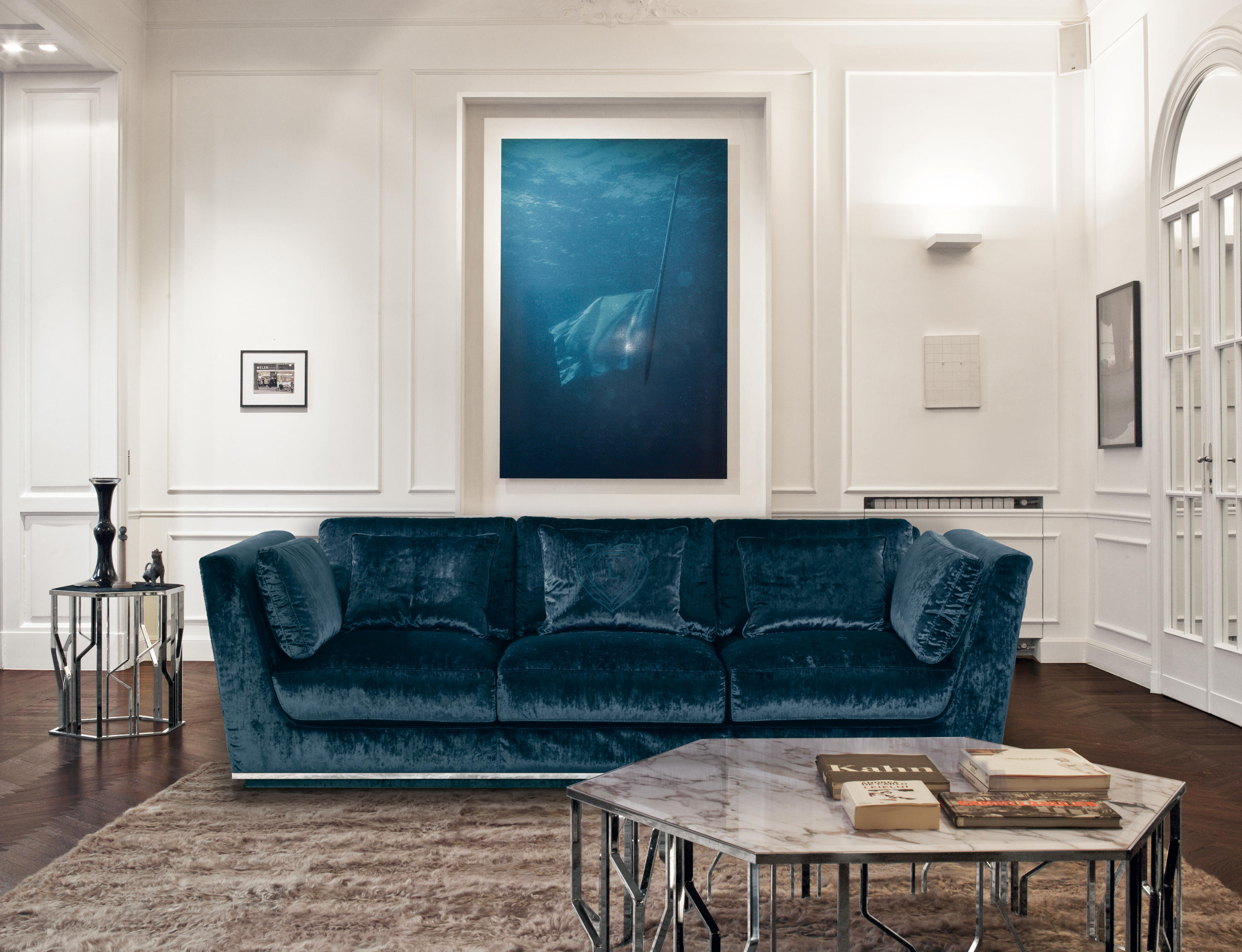 Nobu sofas from longhi s p a architonic for Longhi arredamenti