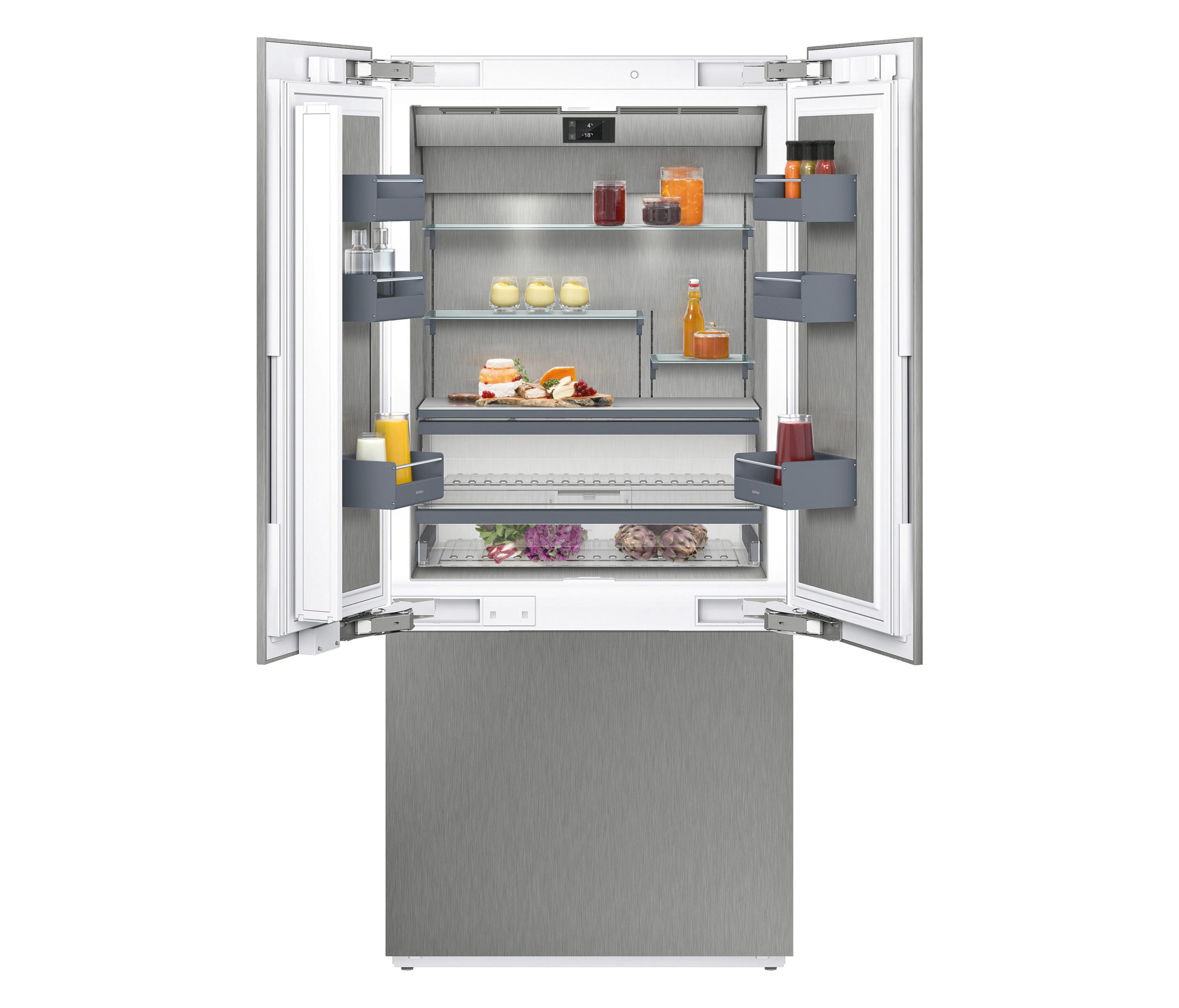 Vario fridge-freezer combination 400 series | RY 492 by Gaggenau |  Refrigerators