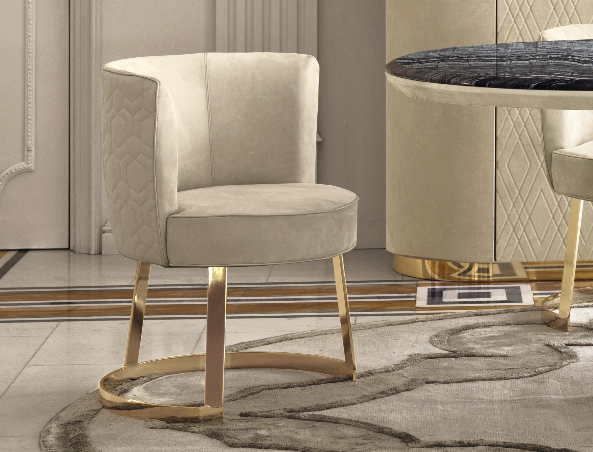 Clo 201 Chairs From Longhi S P A Architonic