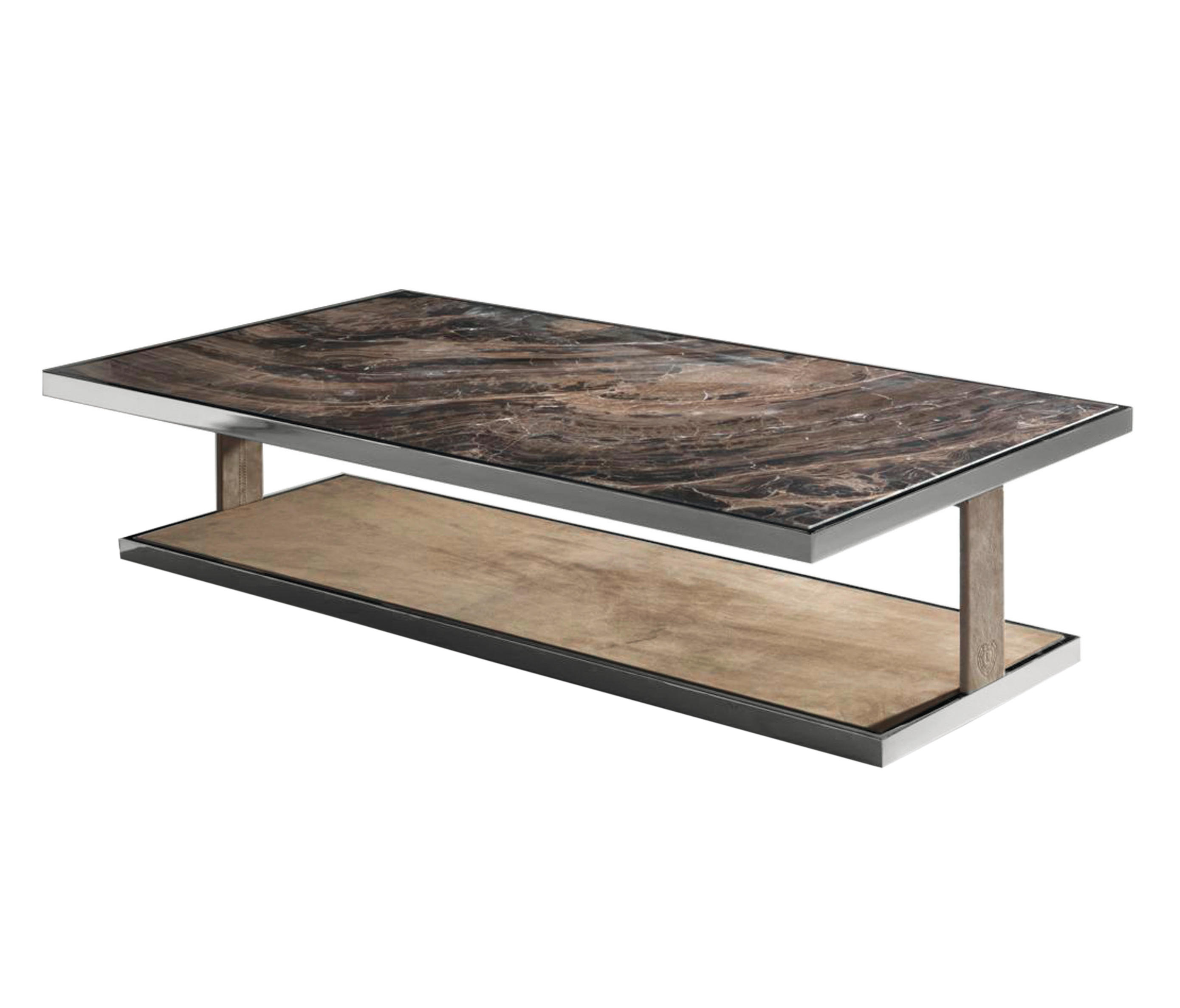 LAYER Coffee tables from Longhi S p a