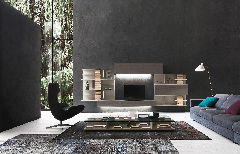 I-MODULART - Wohnwände von Presotto | Architonic