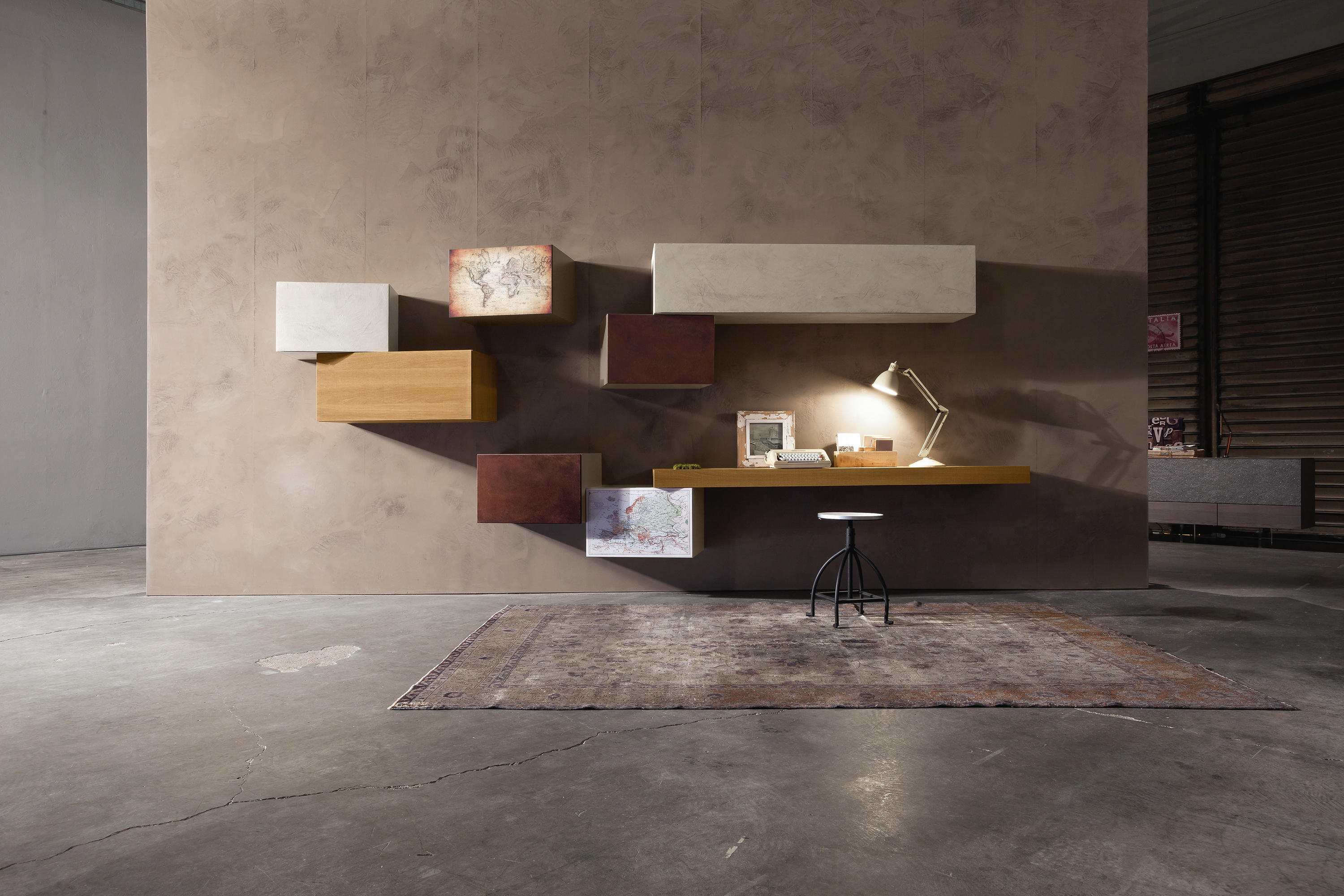 I-MODULART COVER - Cabinets from Presotto | Architonic