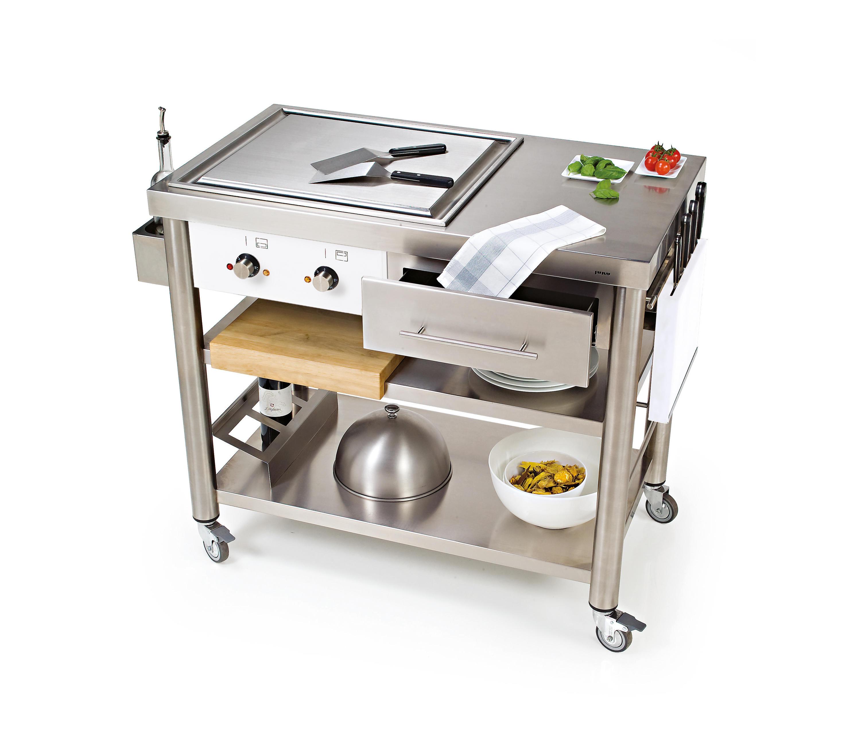 Auxilium teppan yaki 697130 tables de cuisson de - Table de cuisson japonaise teppanyaki ...