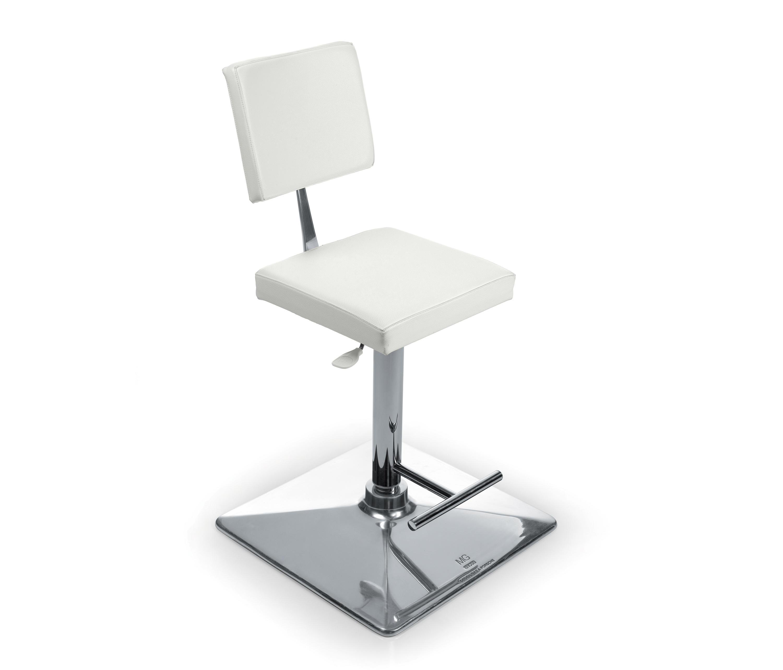 oneida tsu mg bross beauty salon stool barber chairs from gamma bross architonic. Black Bedroom Furniture Sets. Home Design Ideas