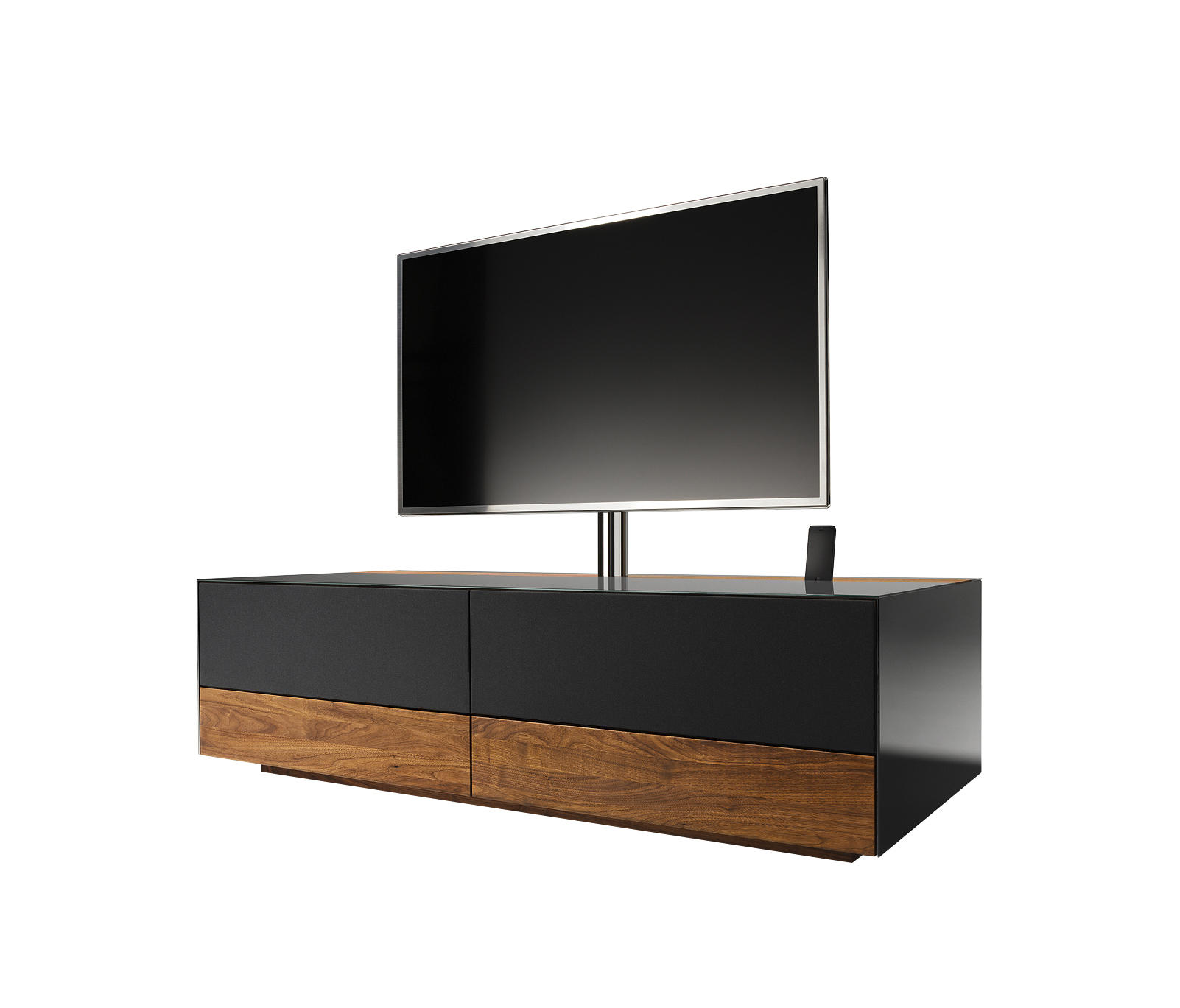 Cubus Pure Home Entertainment Multimedia Sideboards From Team 7  # Meuble Tv Audio Video