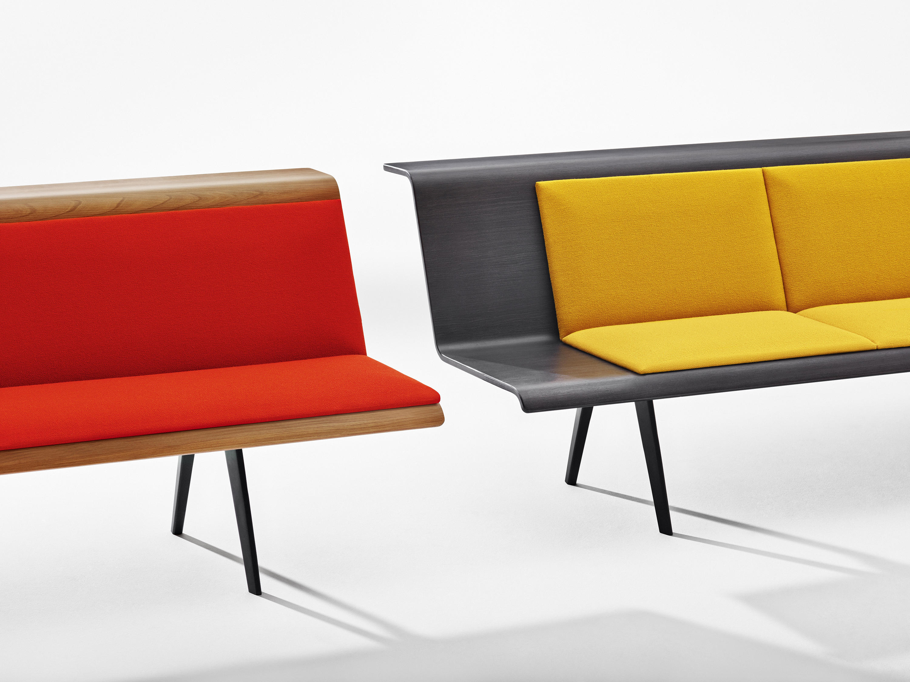 arper furniture arper furniture home design ideas and pictures  - zinta waiting waiting area benches from arper architonic