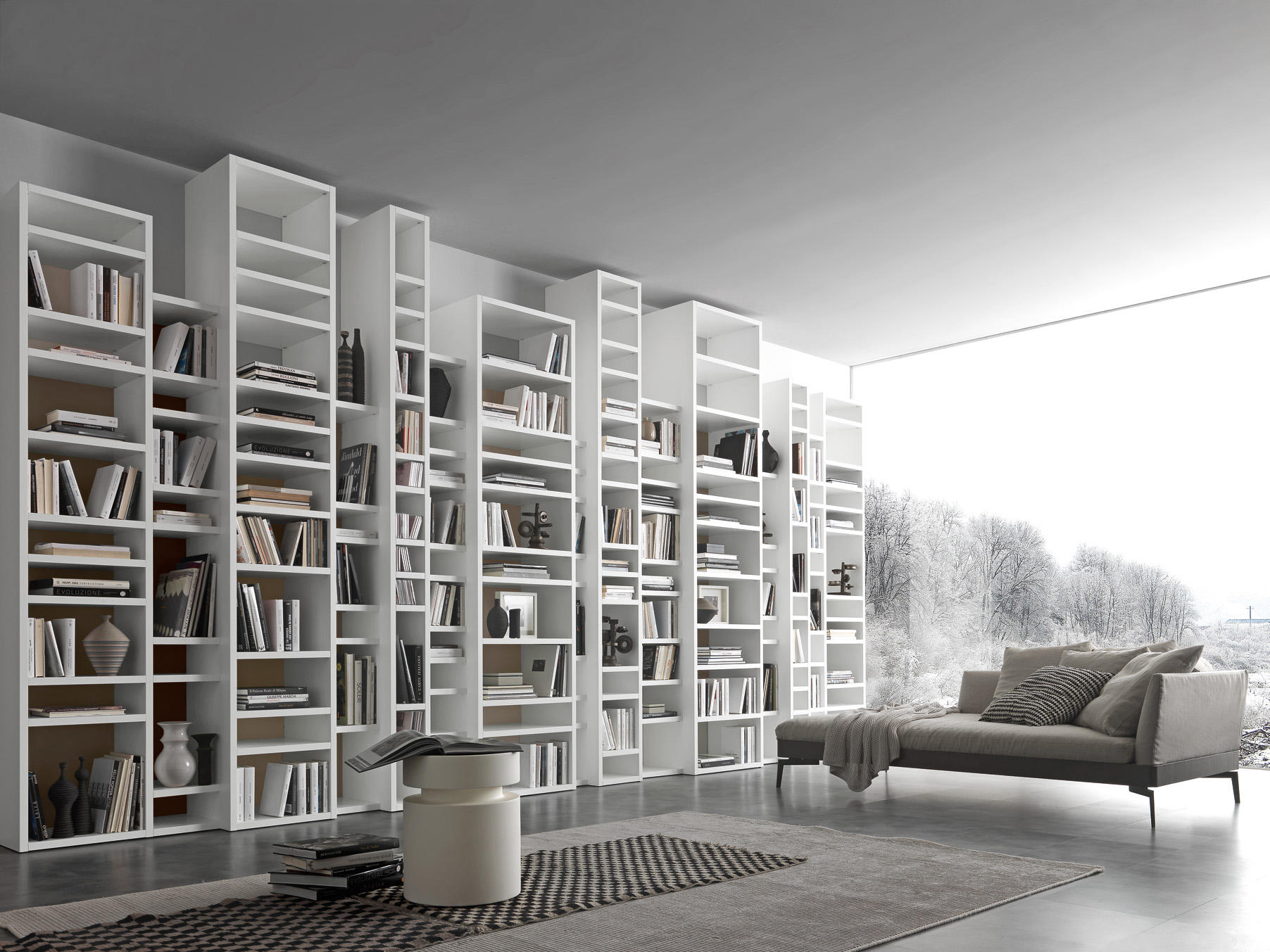 PARI & DISPARI LIBRERIE - Scaffali Presotto | Architonic