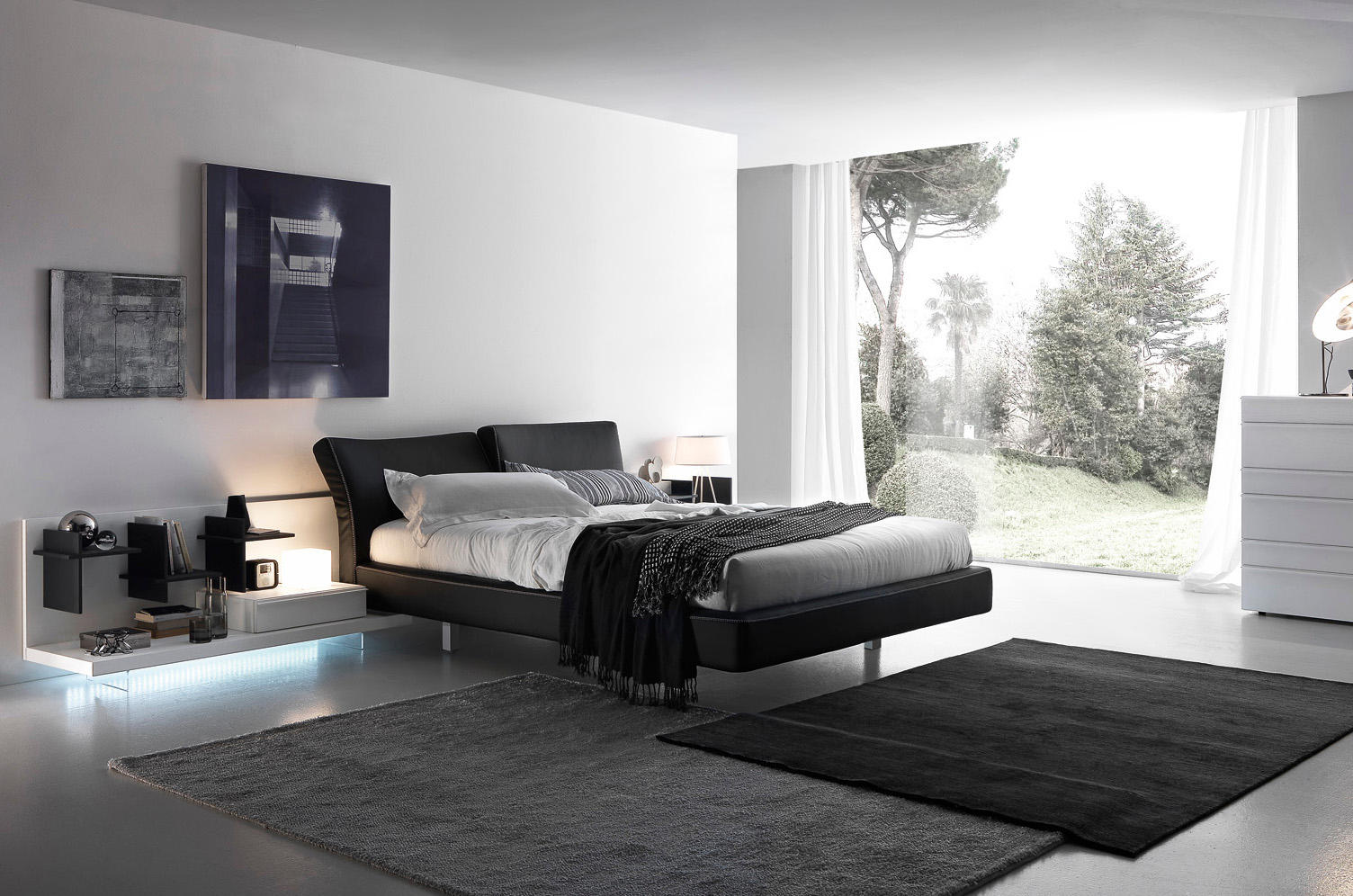 REFLEX_A - Double beds from Presotto | Architonic