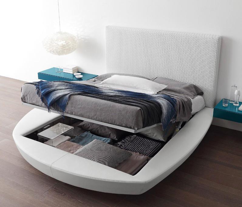 Zero size s m l bed camas de presotto architonic for Catalogo presotto