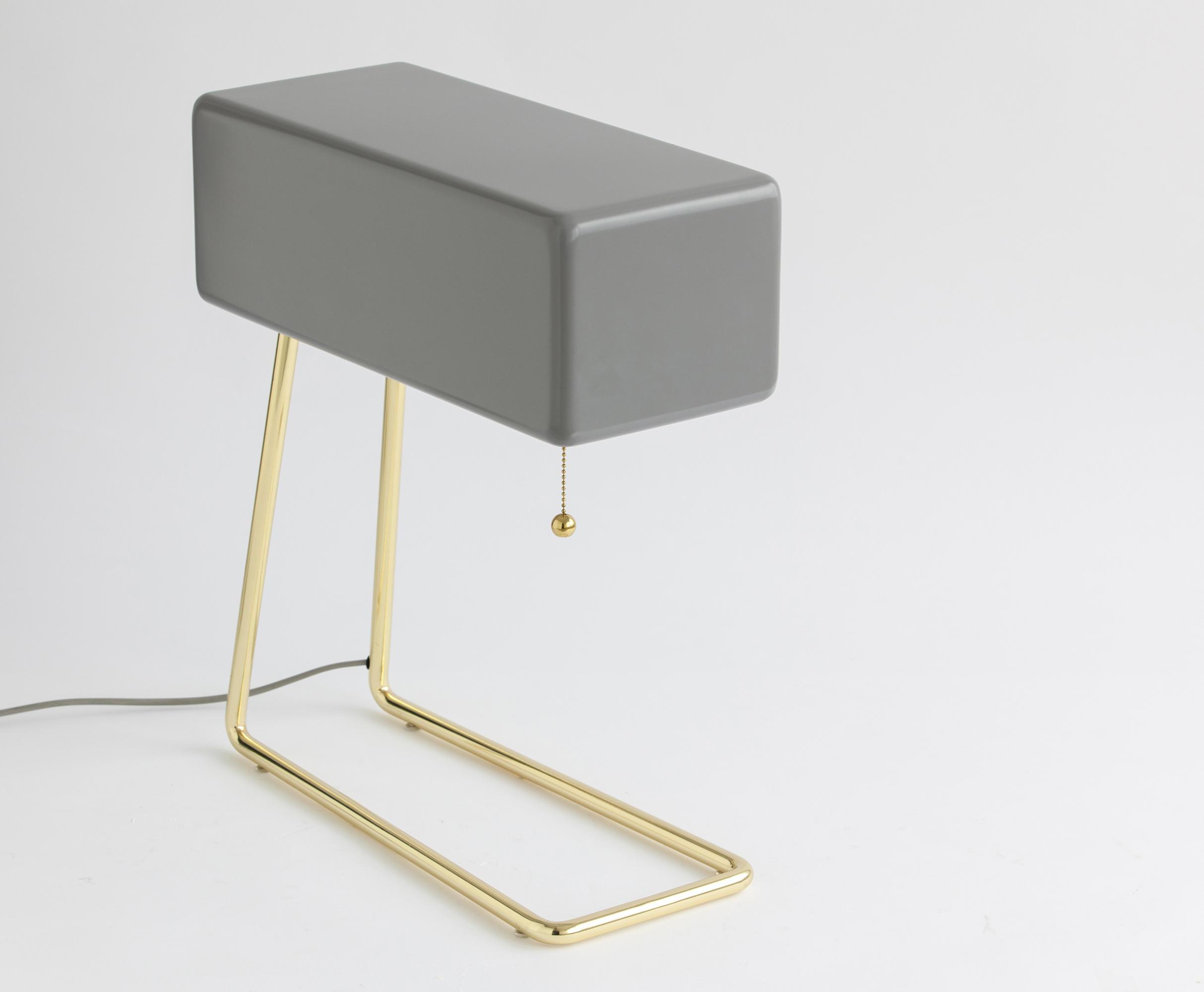 Toffoli led table lamp general lighting from imamura for Table design led