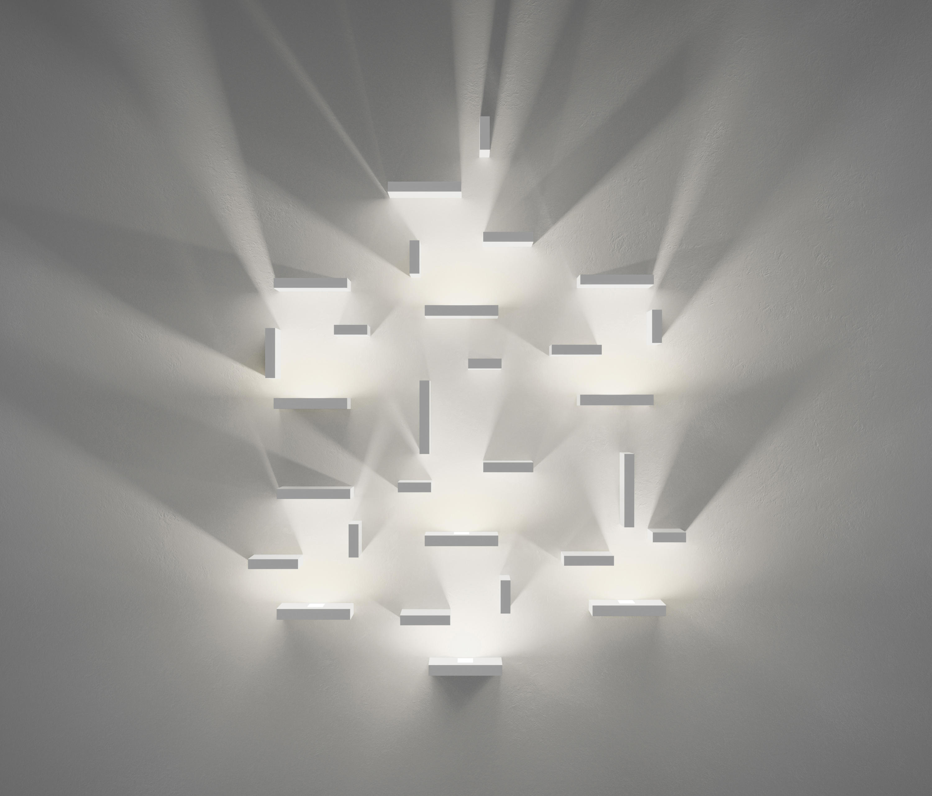 Set Big Wall l& by Vibia | Wall lights & SET BIG WALL LAMP - Wall lights from Vibia | Architonic