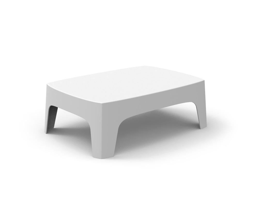 Solid small table tables basses de jardin de vondom Mini table jardin