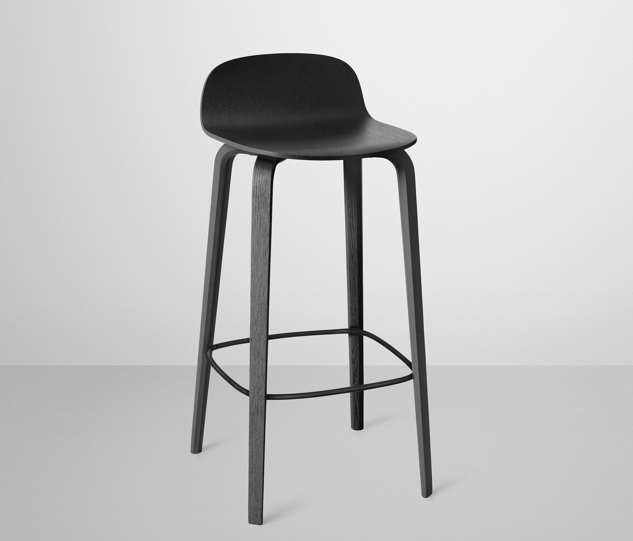 Visu Bar Stool High Bar Stools From Muuto Architonic