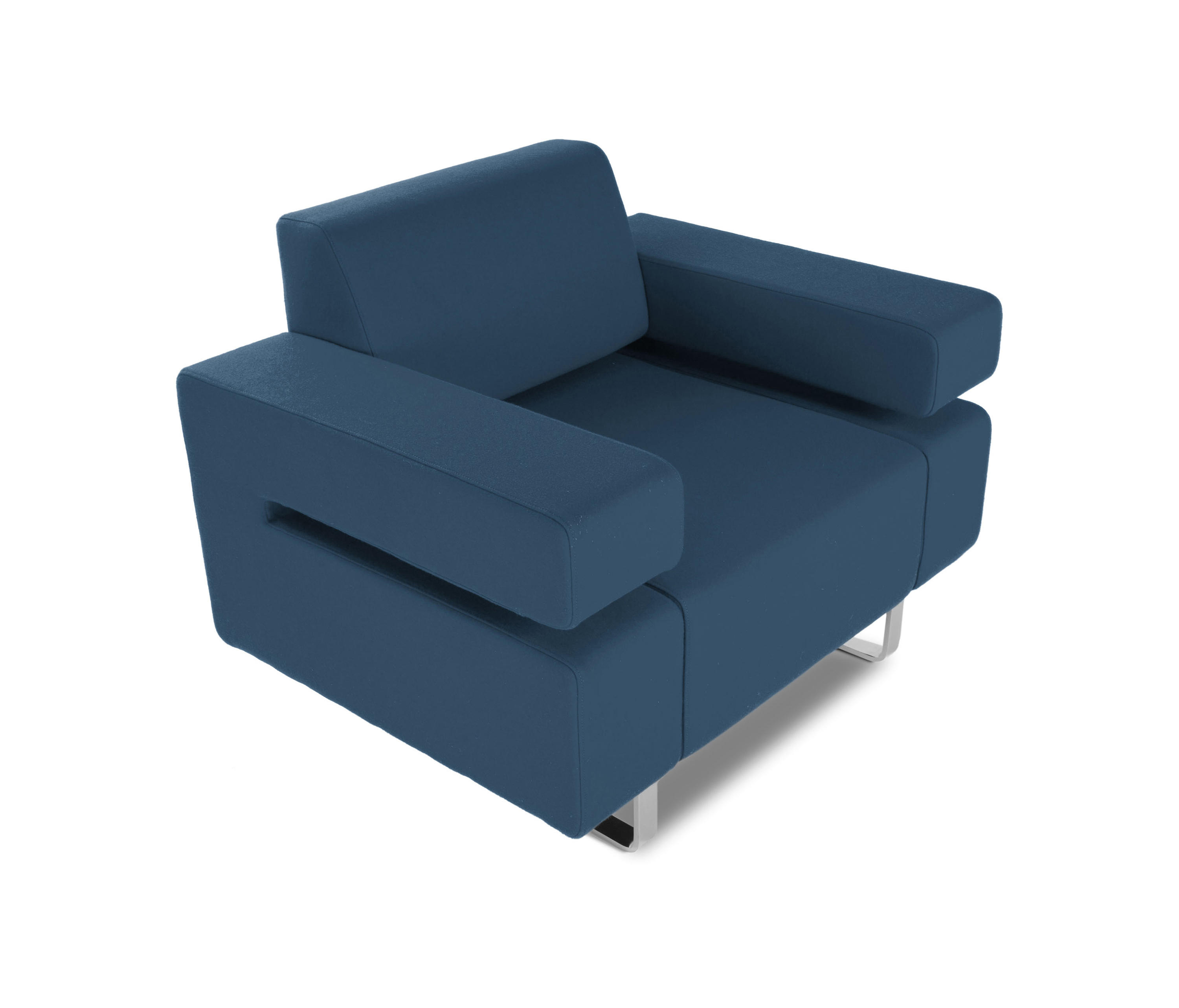 Poseidone mini lounge chairs from true design architonic for Mini designer chairs