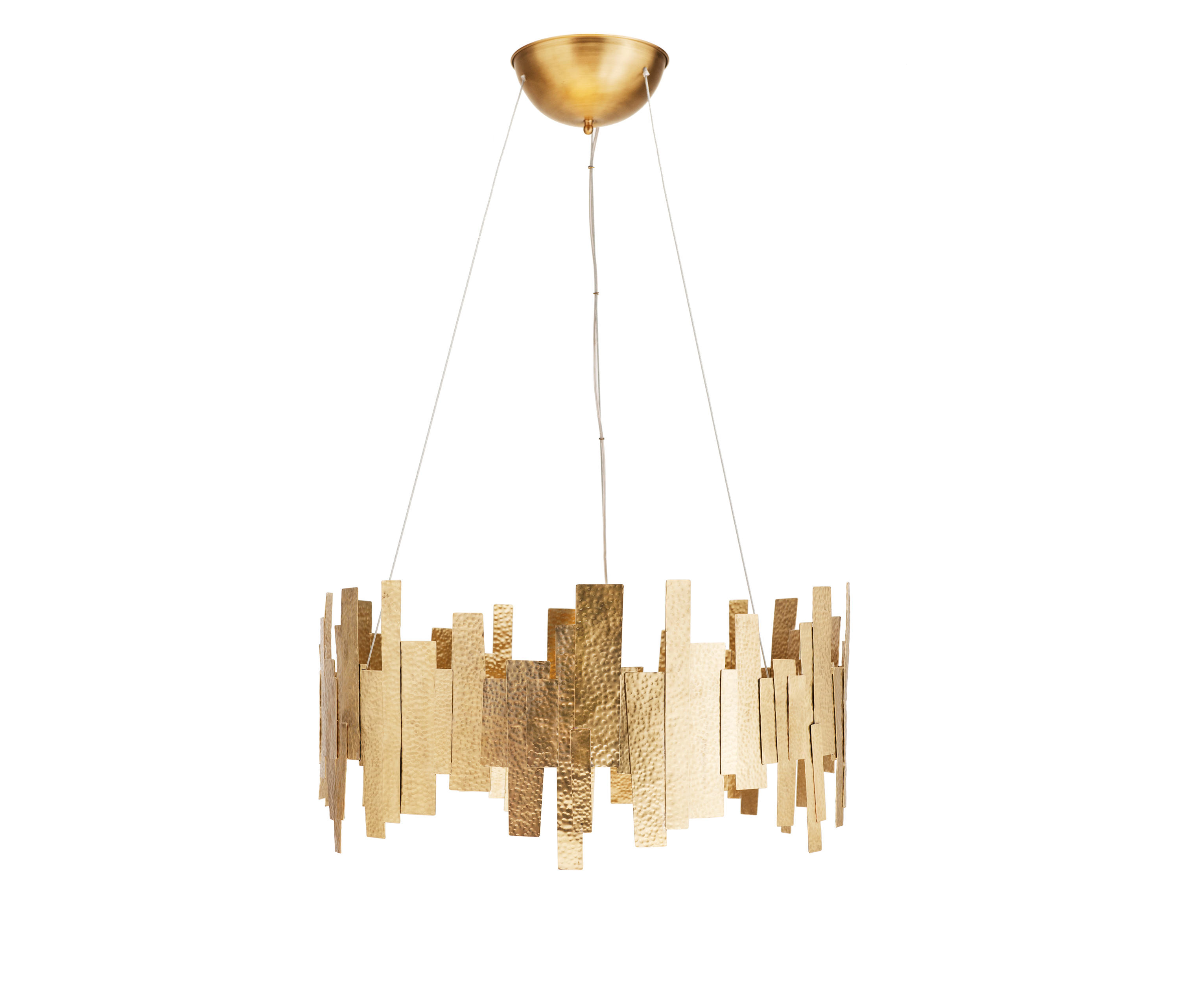 Savana suspension lamp general lighting from ginger for Suspension 4 lampes