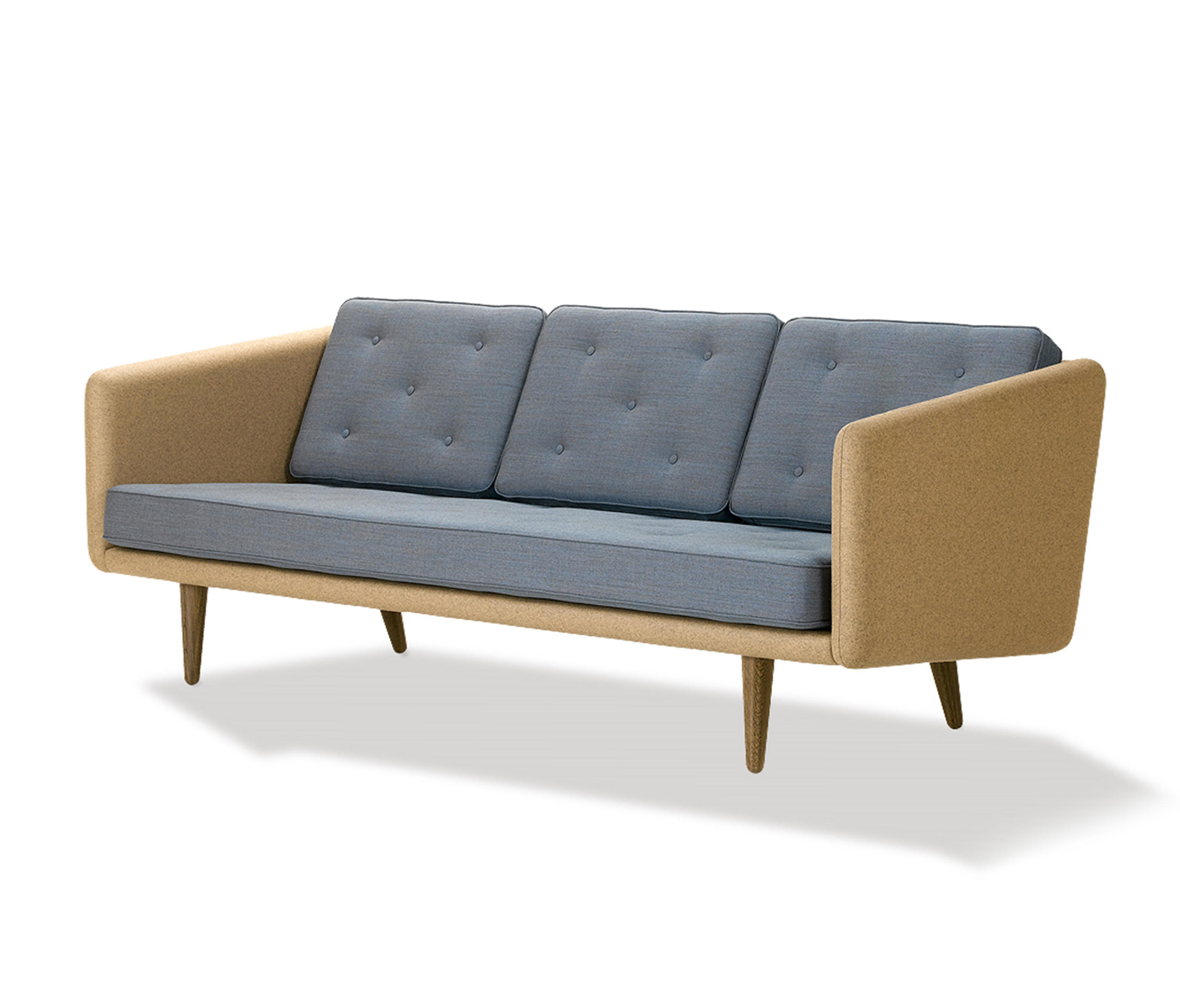 NO 1 Lounge sofas from Fredericia Furniture