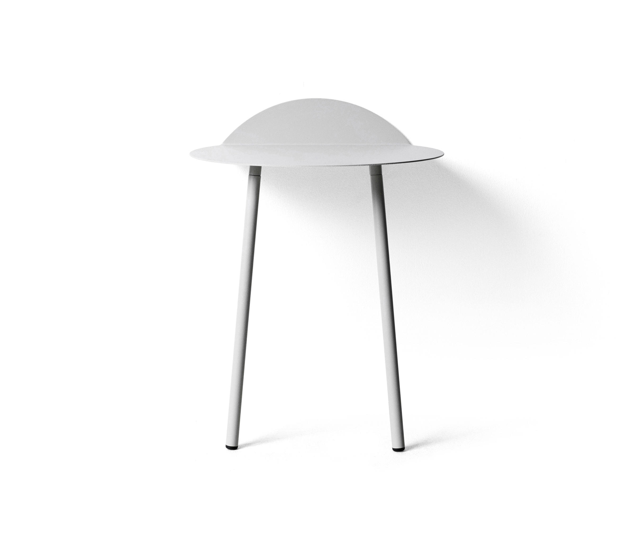 Yeh Wall Table Low Light Grey By Menu Console Tables