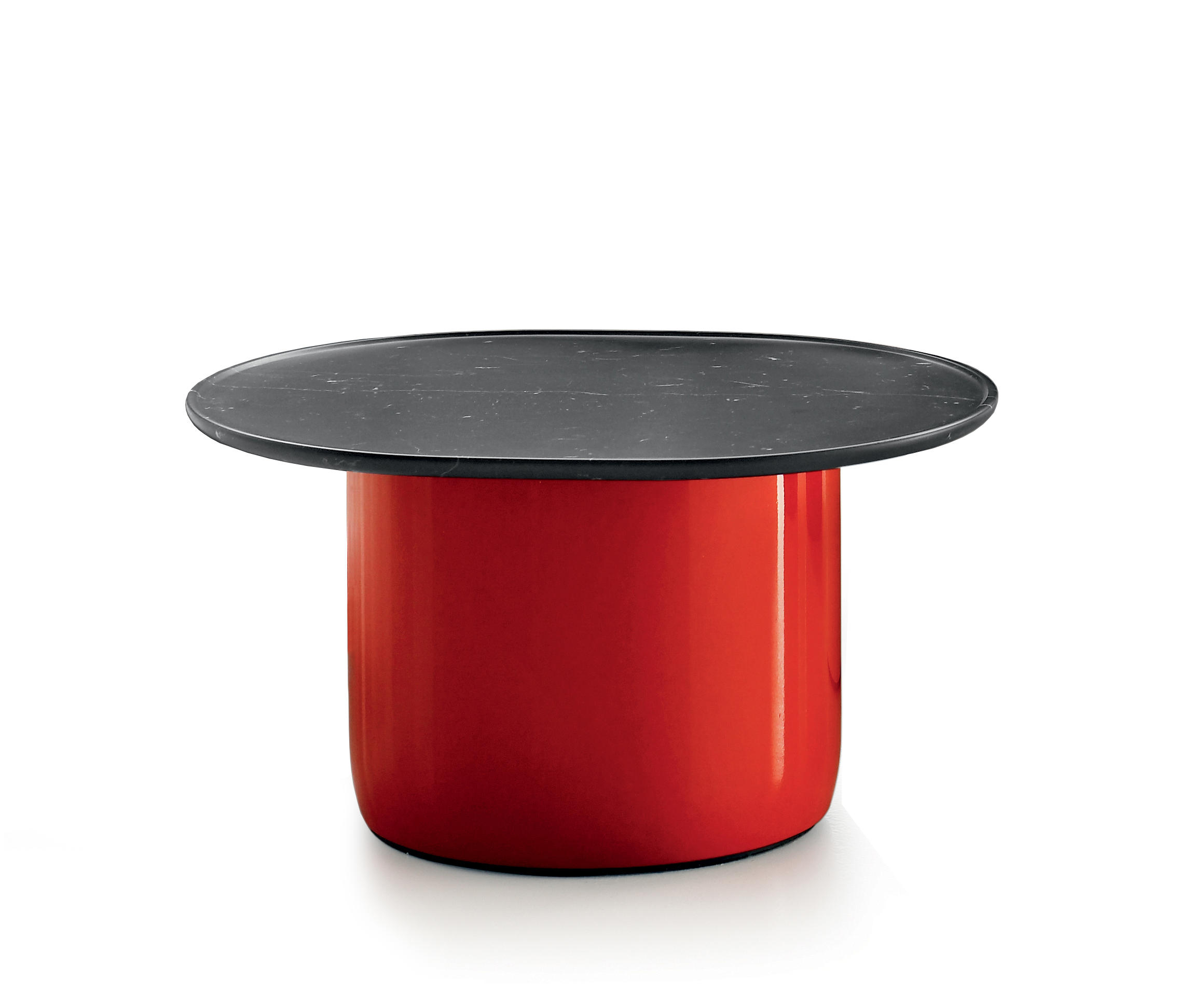 Button side tables from b b italia architonic for B b novedrate