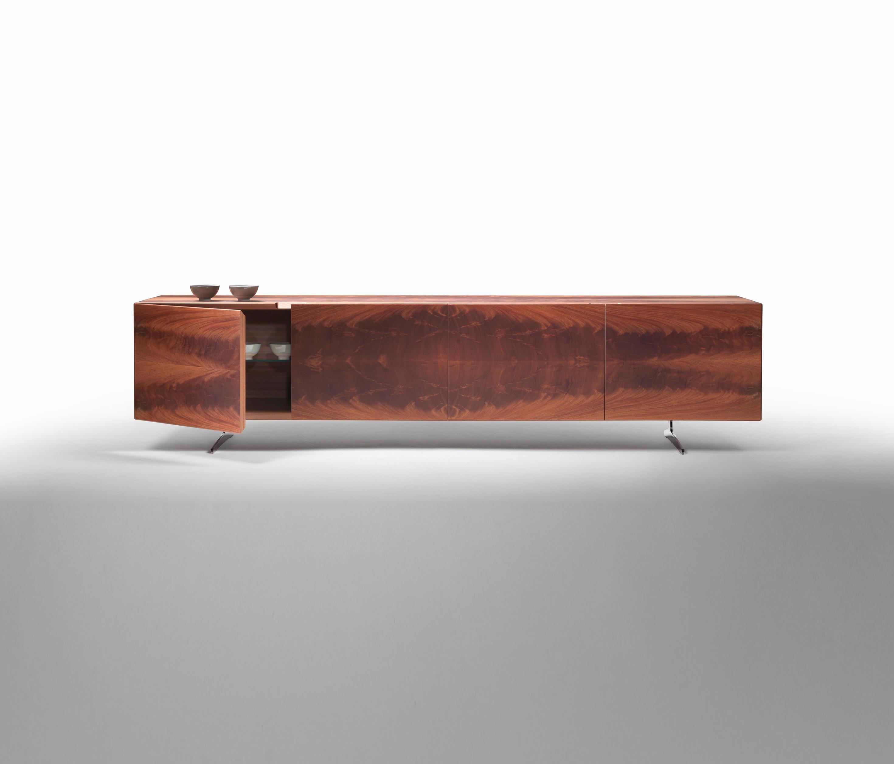 piuma sideboards from flexform architonic. Black Bedroom Furniture Sets. Home Design Ideas