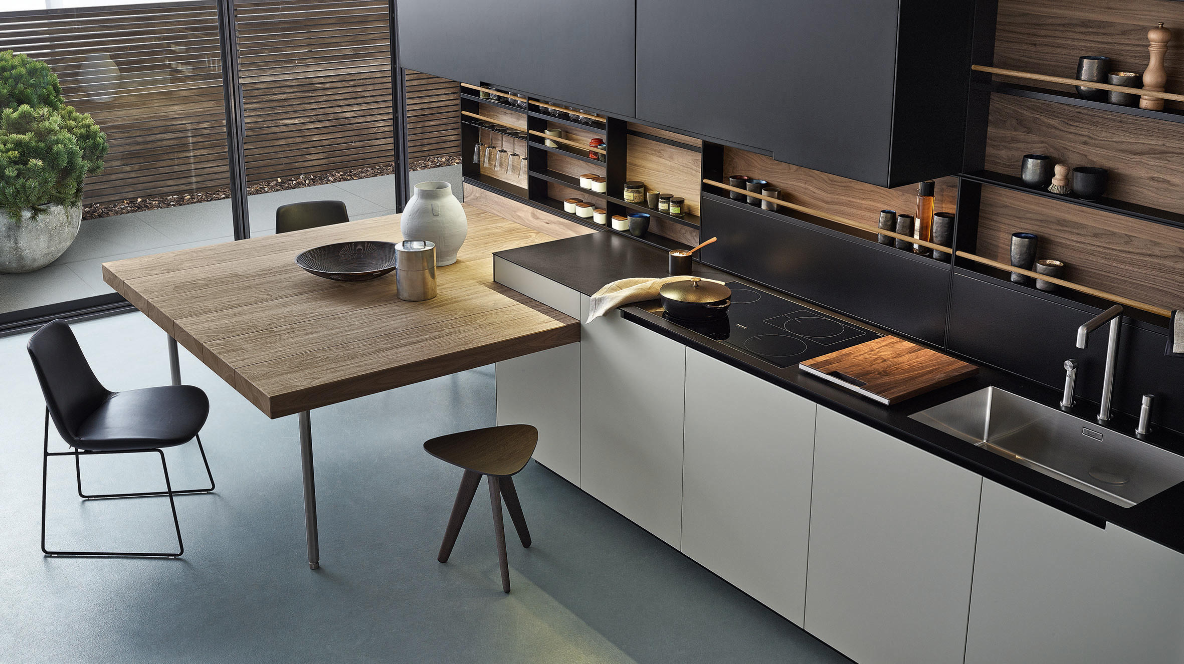 PHOENIX - Cucine parete Poliform | Architonic