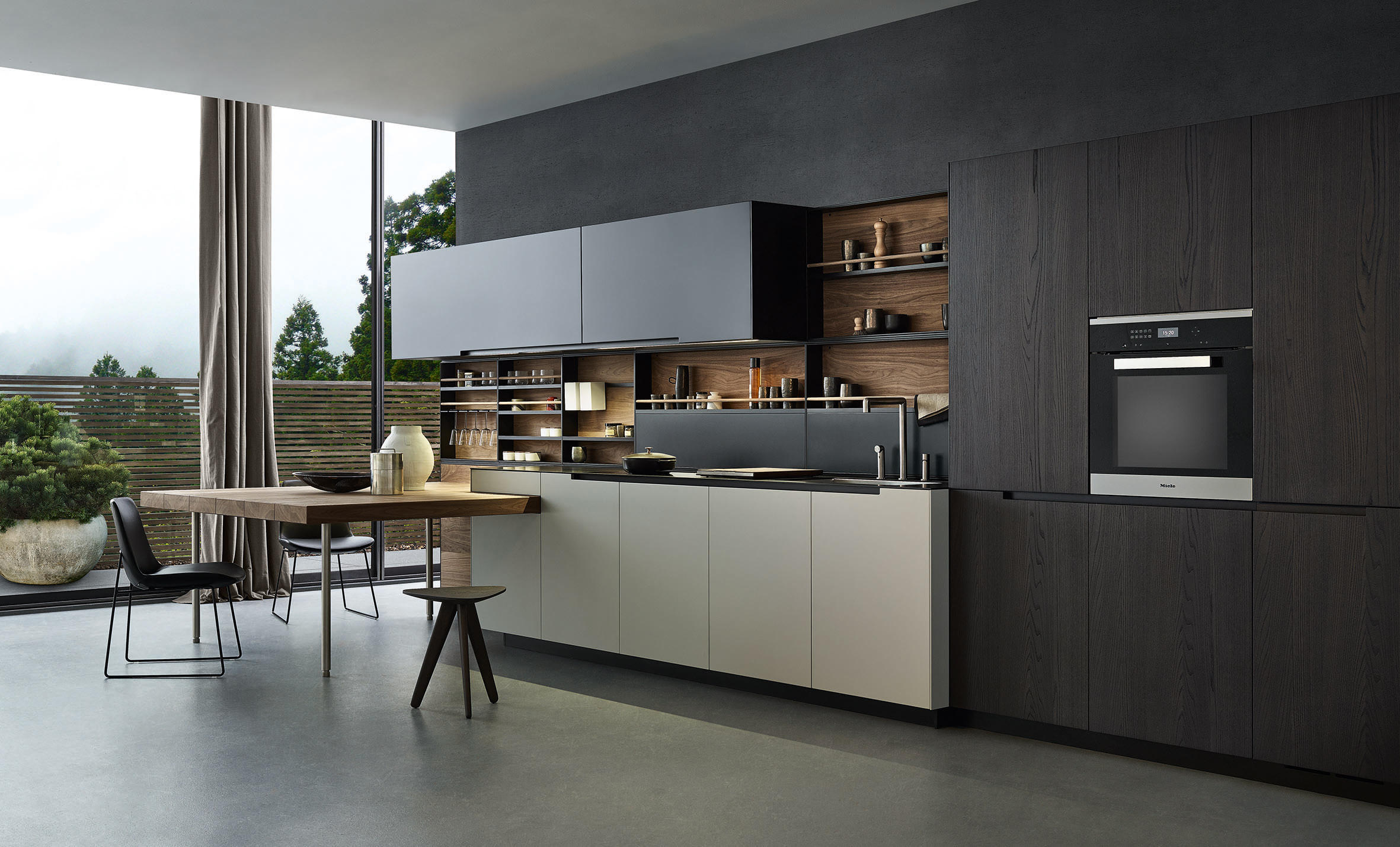 PHOENIX - Cucine a parete Poliform | Architonic