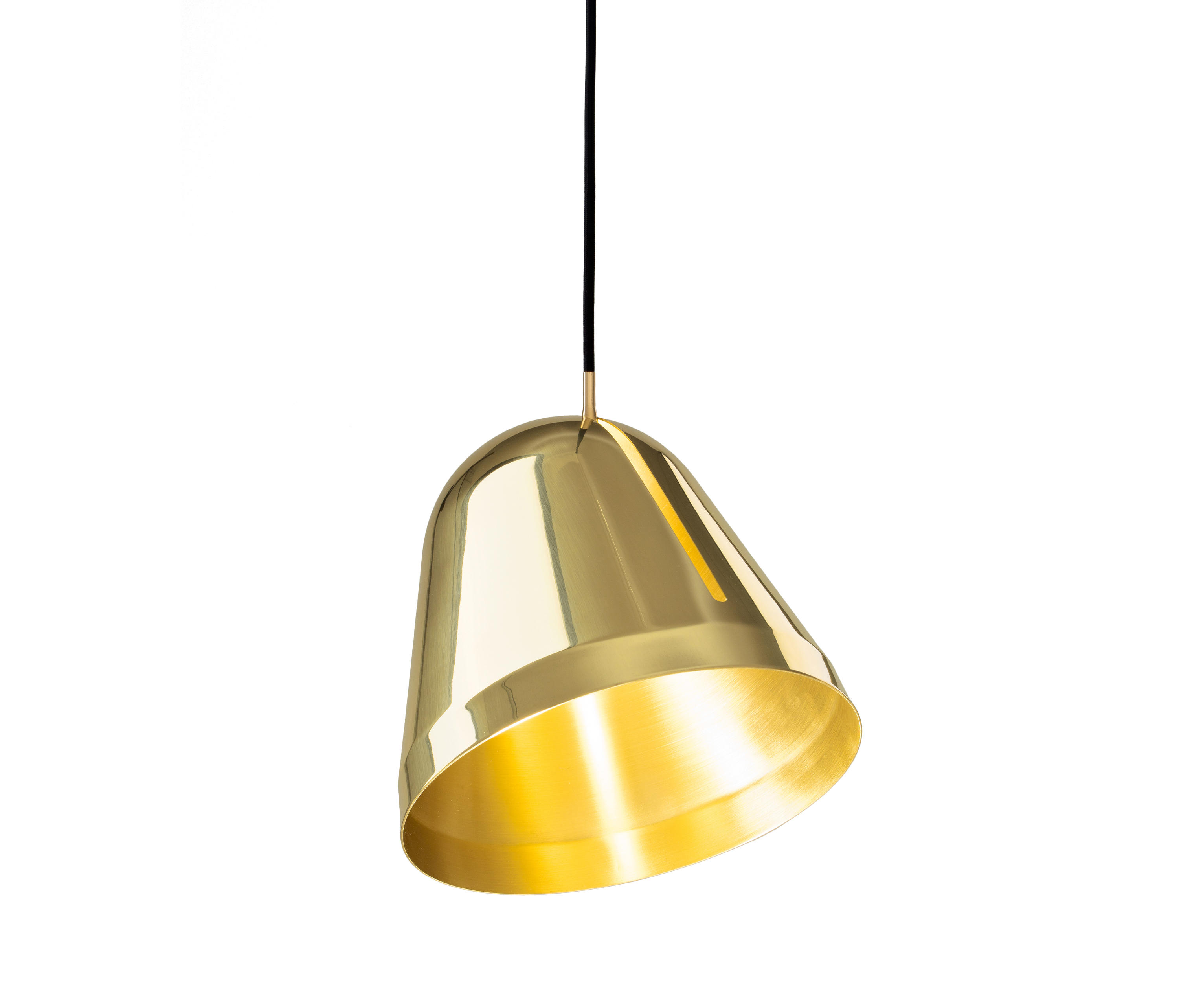 brushed and tom fat lamp light p cache pendant brass modern en dixon beat